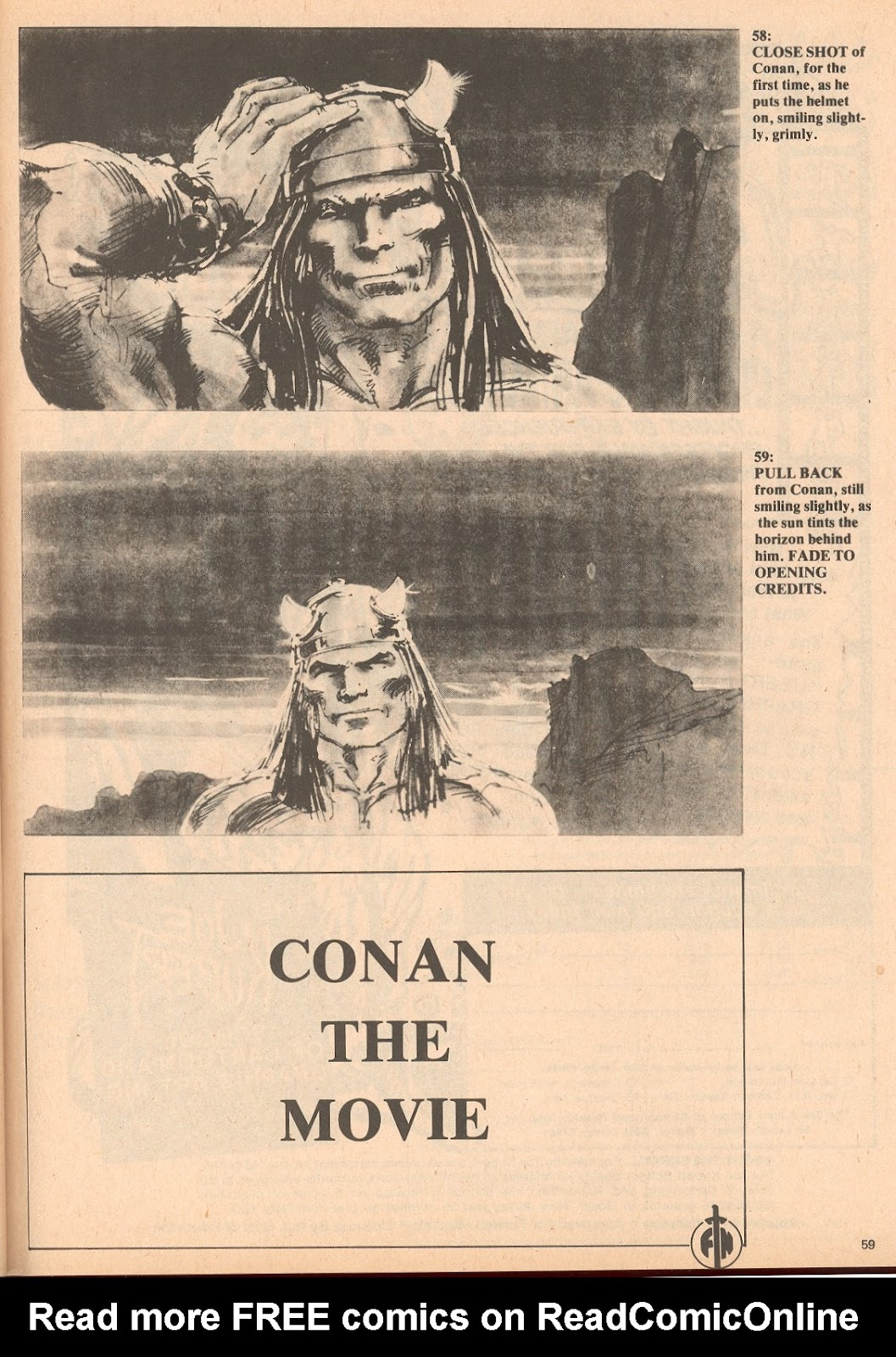 The Savage Sword Of Conan Issue #60 #61 - English 59