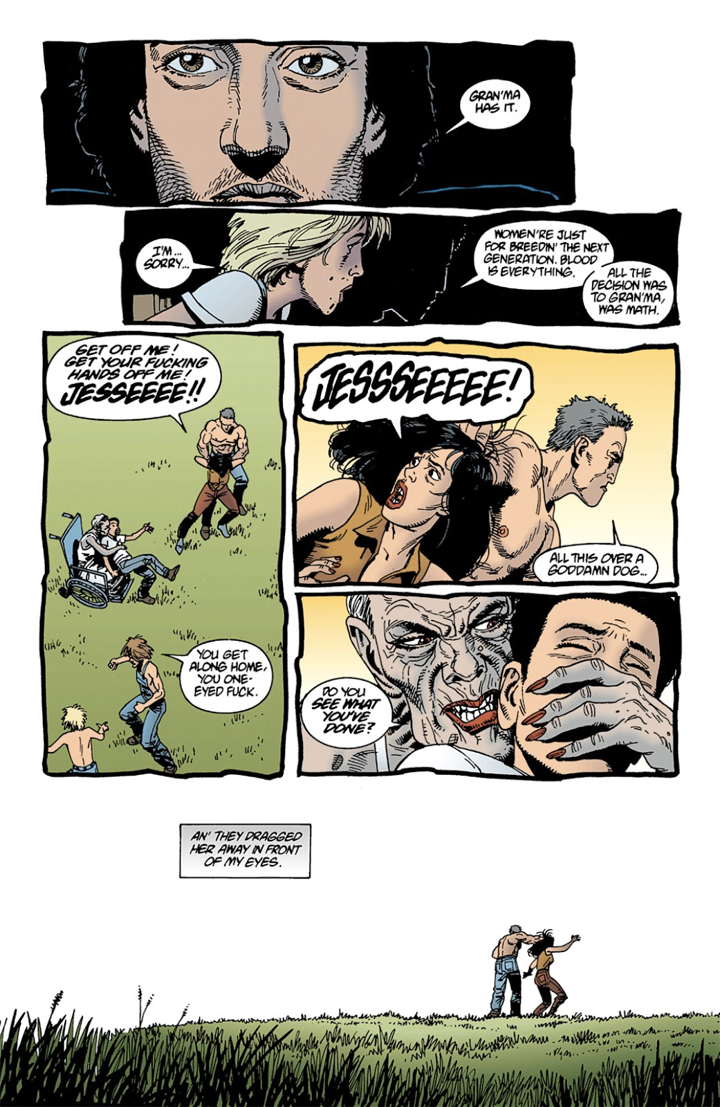 Preacher Issue #9 #18 - English 24