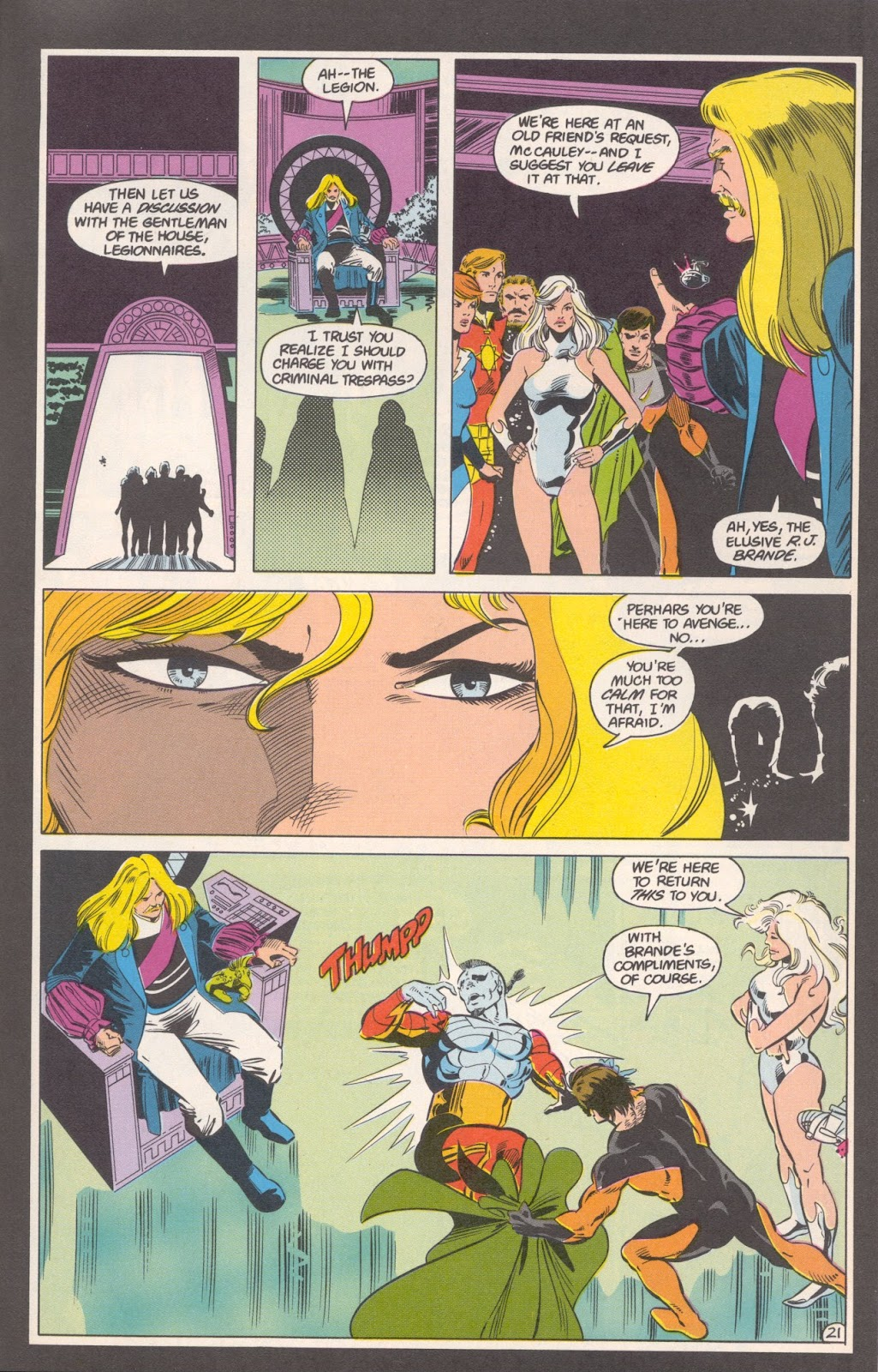 Tales of the Legion Issue #342 #29 - English 22