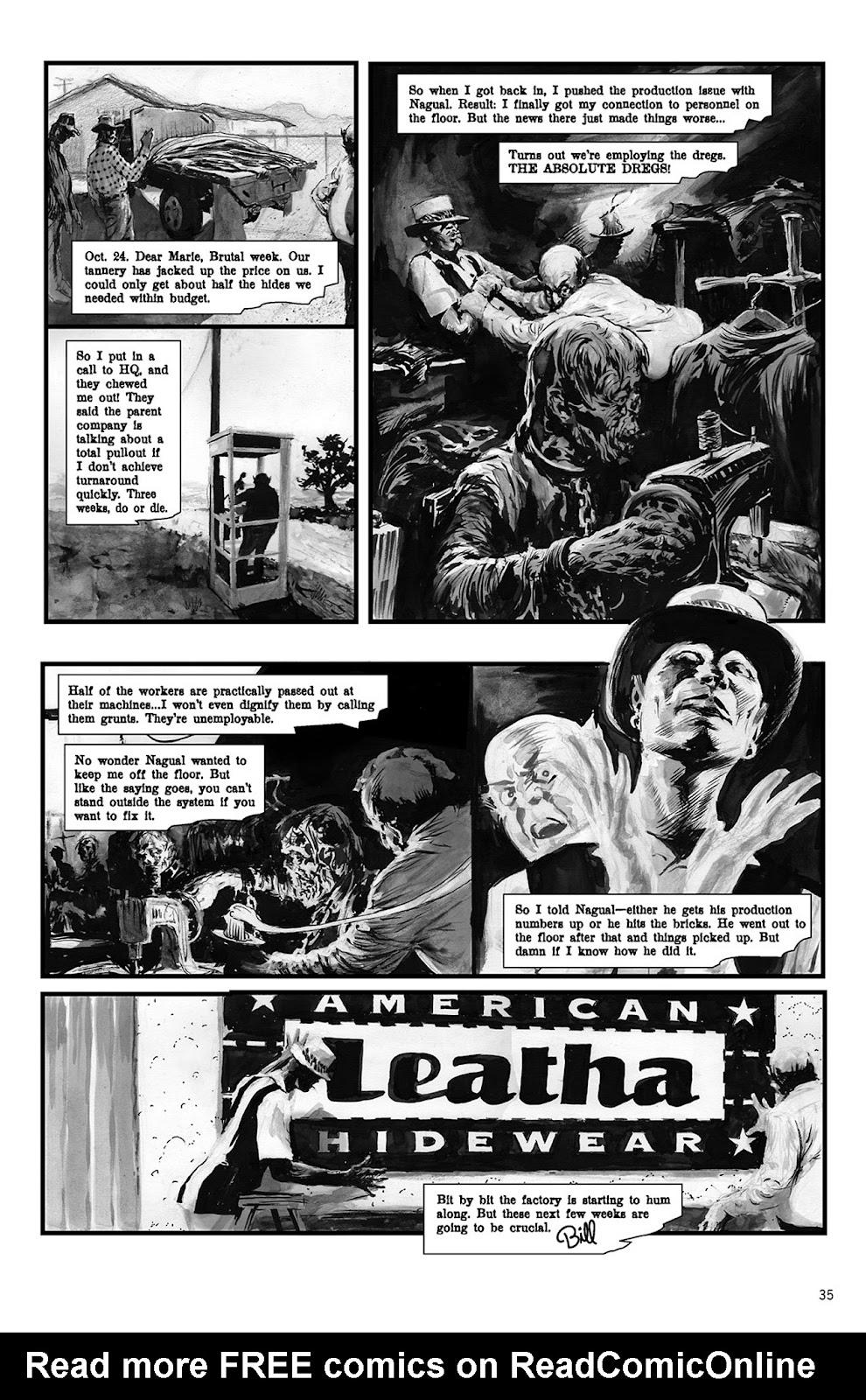 Creepy (2009) Issue #3 #3 - English 37
