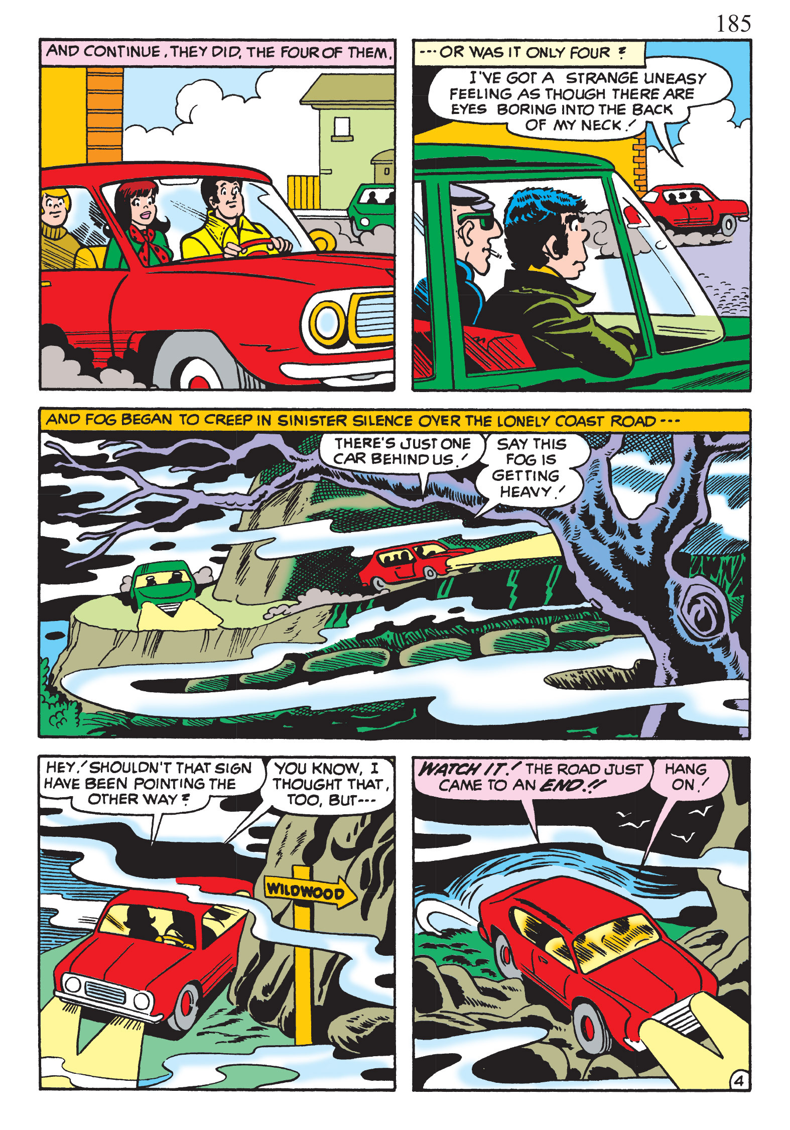 Read online The Best of Archie Comics comic -  Issue # TPB 2 (Part 1) - 187