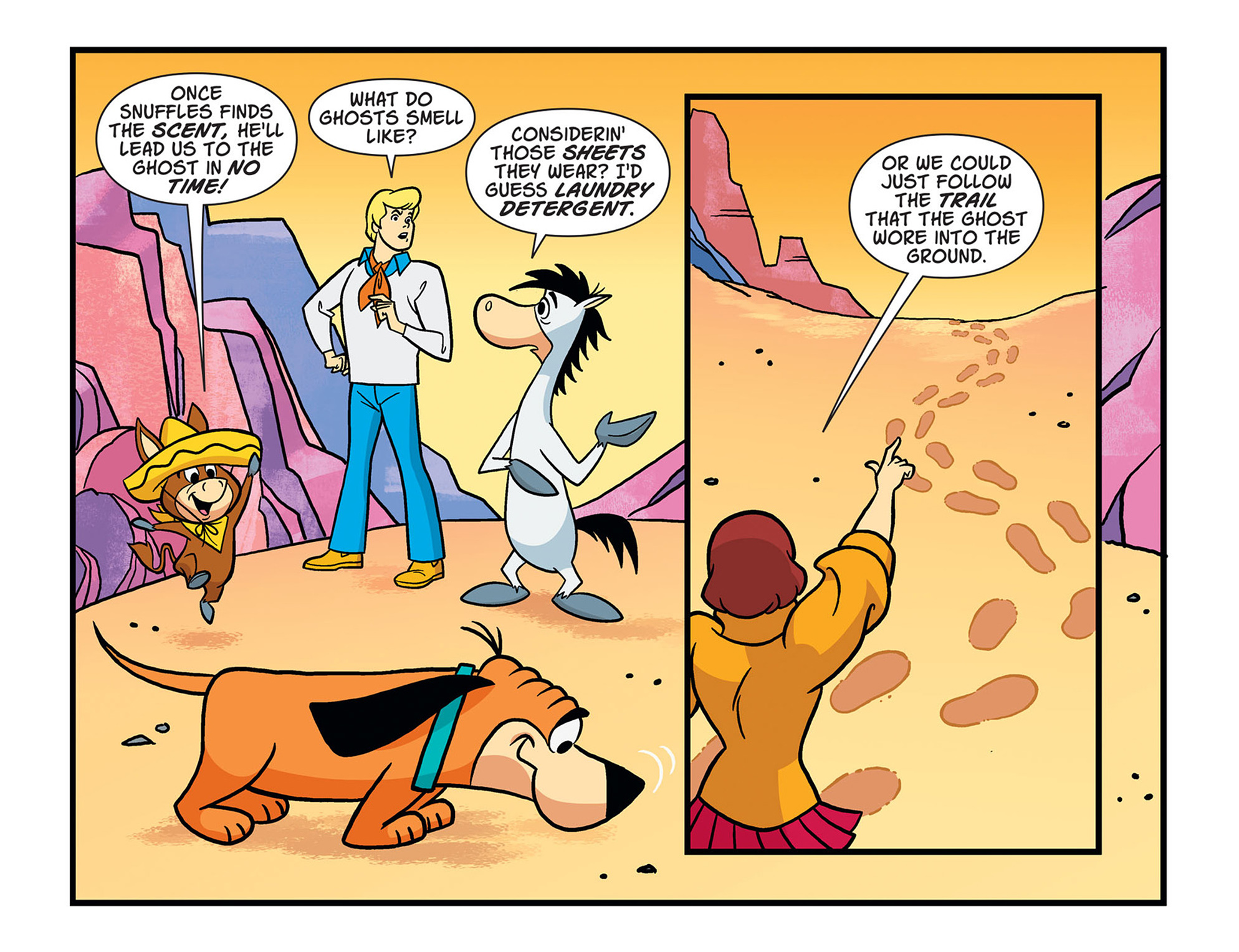 Read online Scooby-Doo! Team-Up comic -  Issue #45 - 15