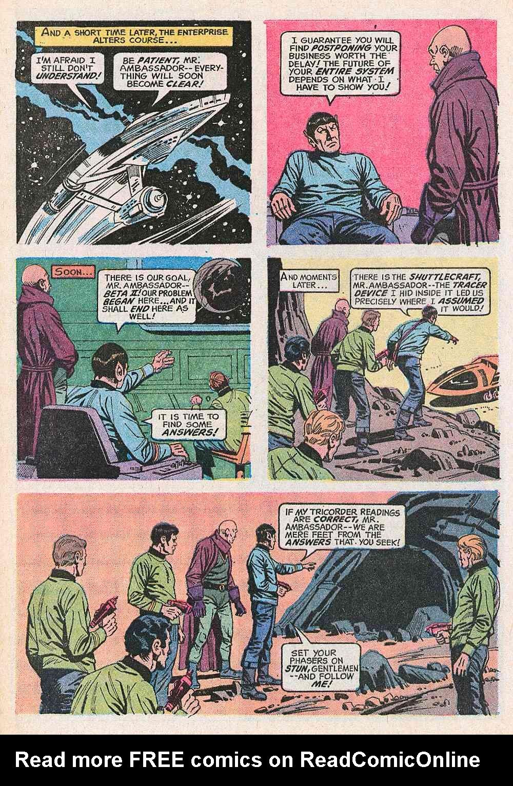 Star Trek (1967) Issue #14 #14 - English 23