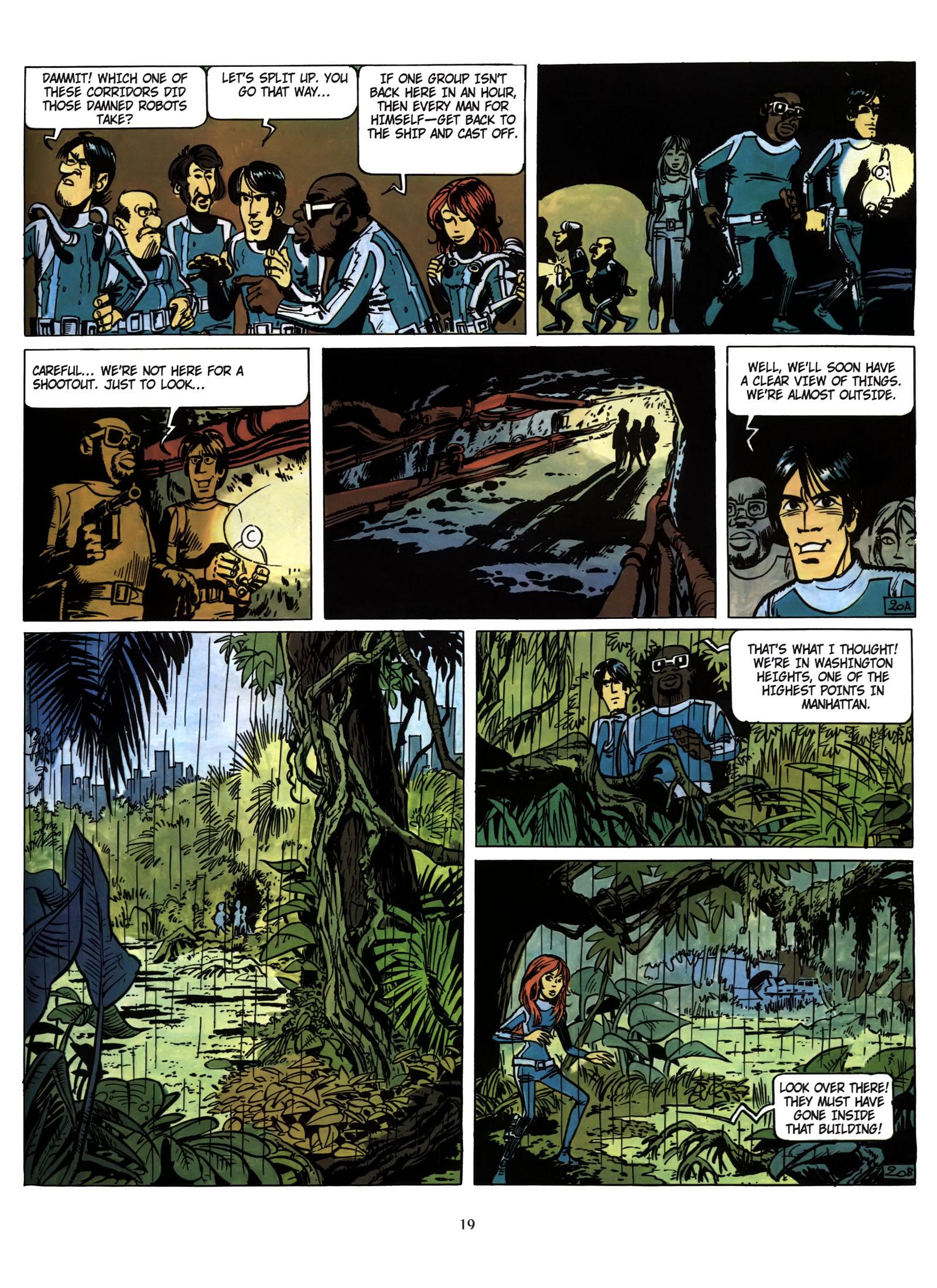 Valerian and Laureline #1 #23 - English 20