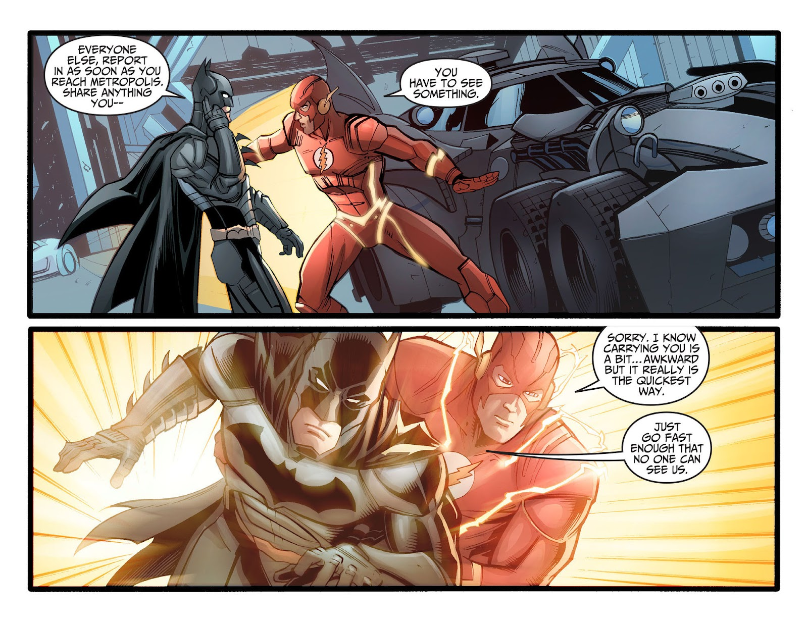 Injustice: Gods Among Us [I] Issue #2 #3 - English 13