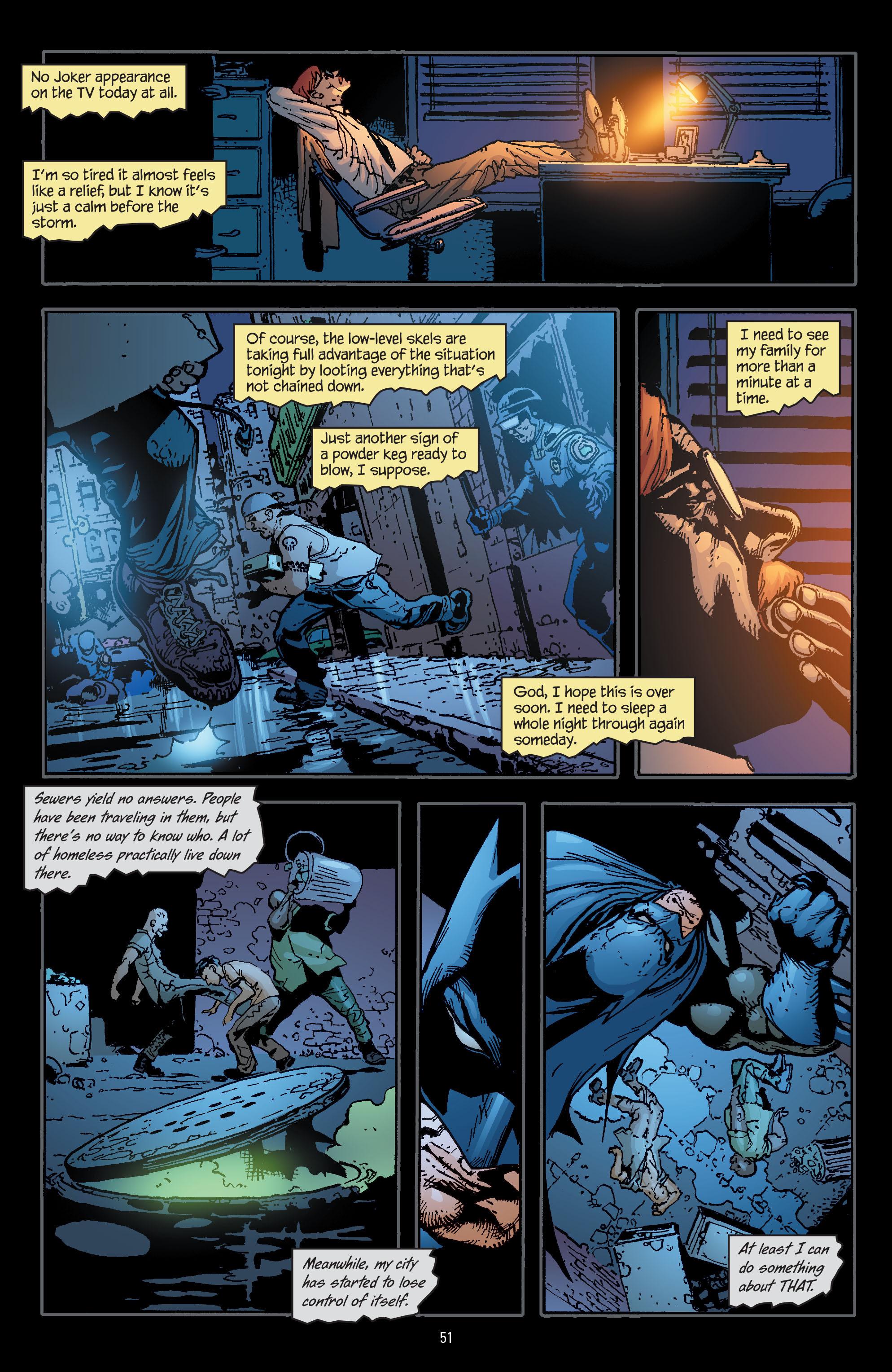 Batman: The Man Who Laughs chap 1 pic 52