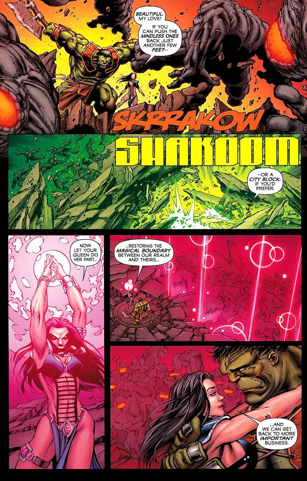 Incredible Hulks (2010) Issue #633 #23 - English 13