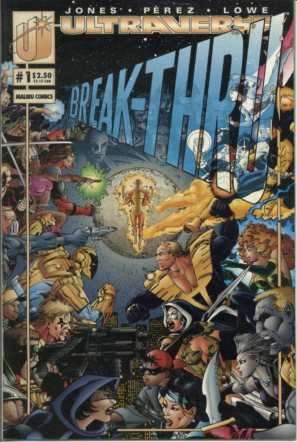 Break-Thru 1 Page 1