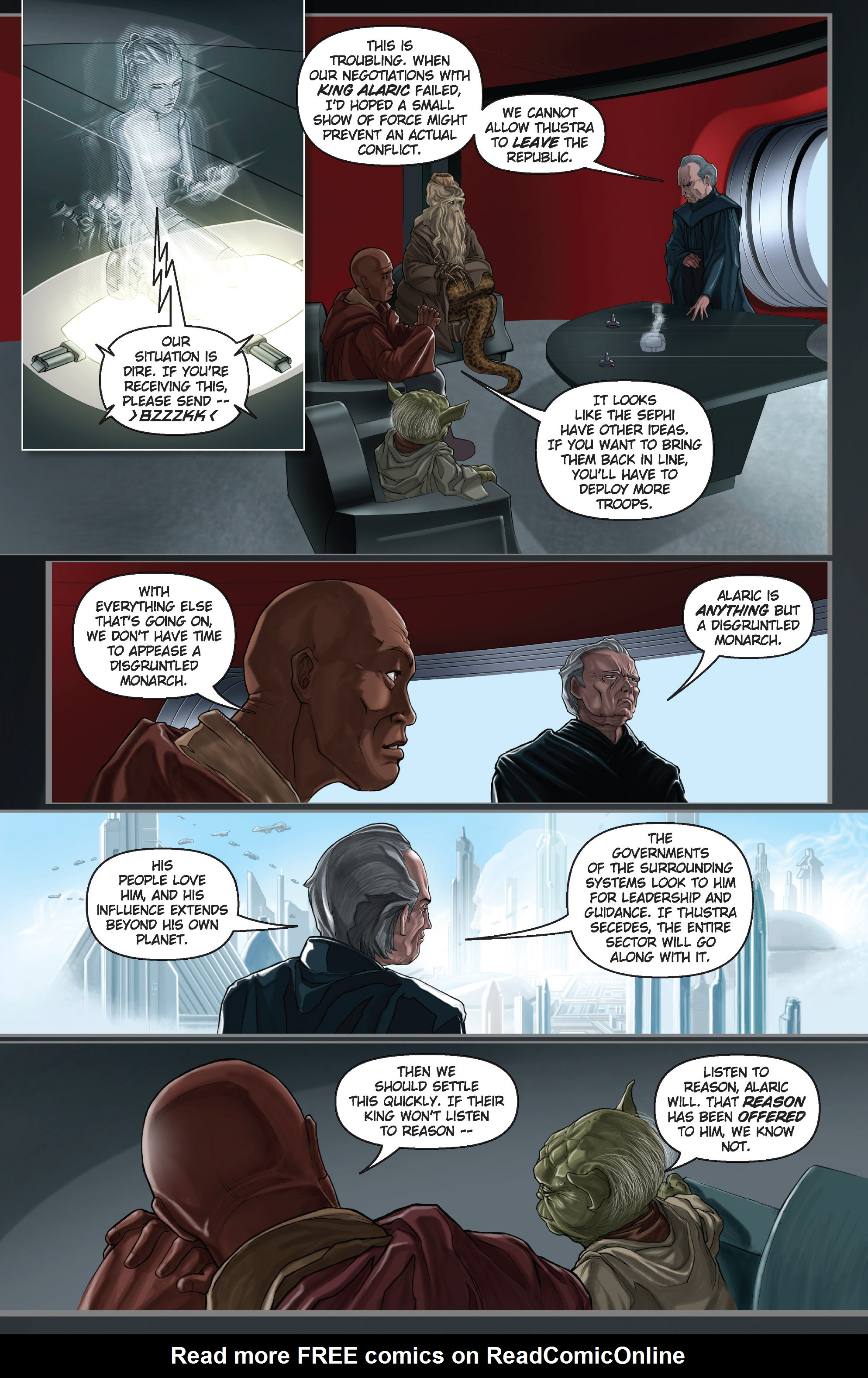 Star Wars Legends Epic Collection: The Clone Wars chap 2 pic 153