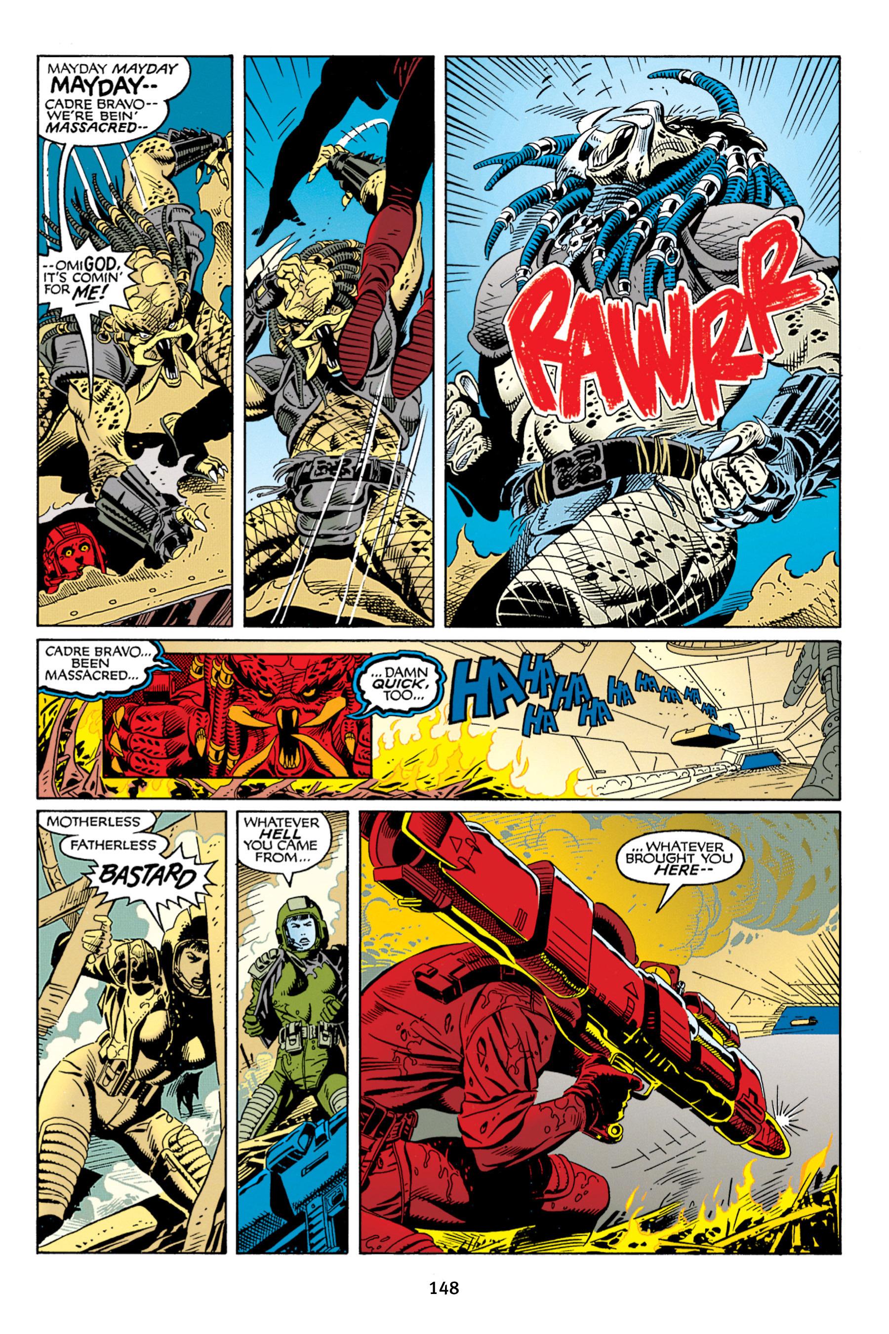 Aliens vs. Predator Omnibus _TPB_2_Part_2 Page 35