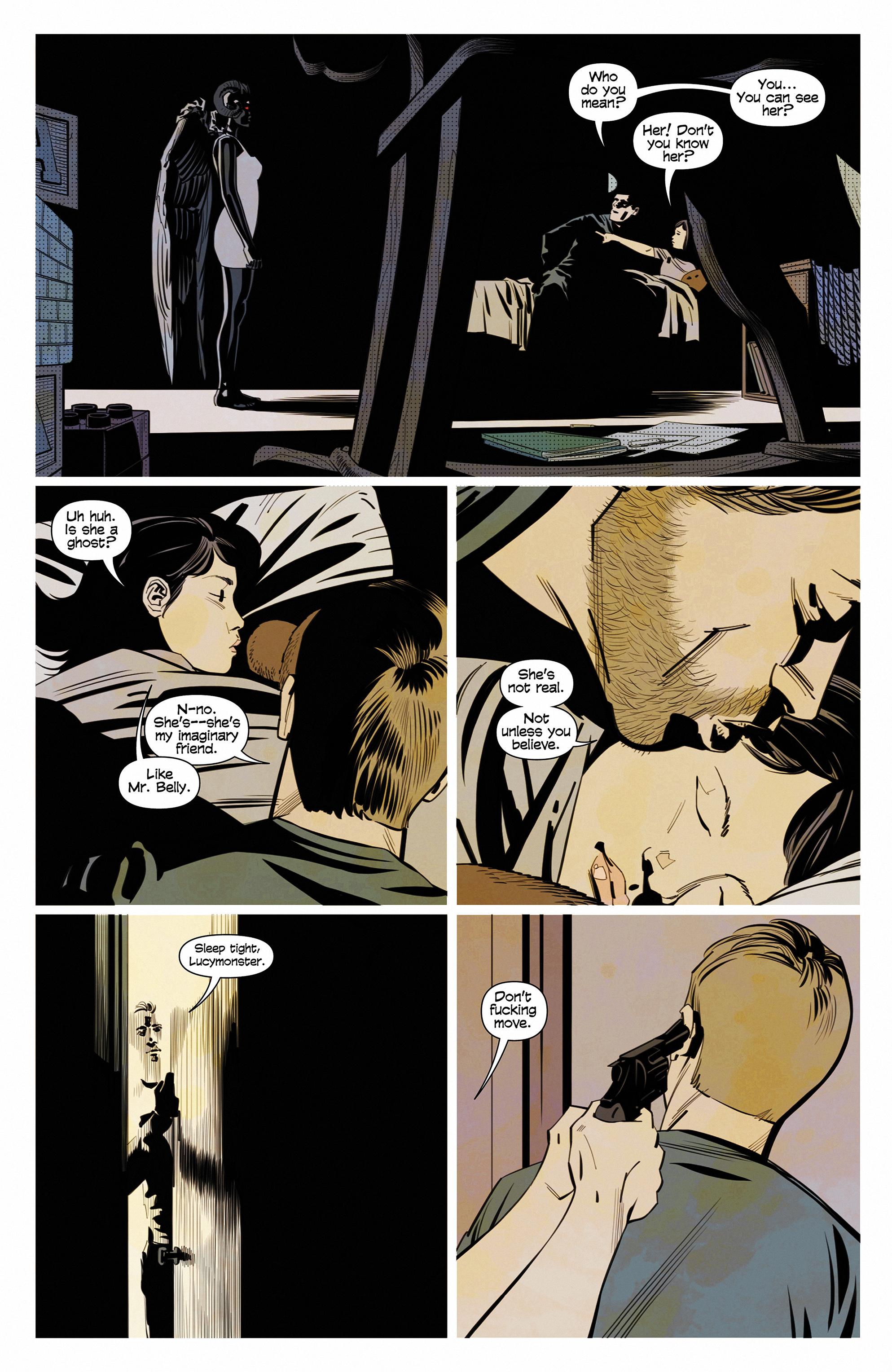 Read online Demonic comic -  Issue #6 - 20