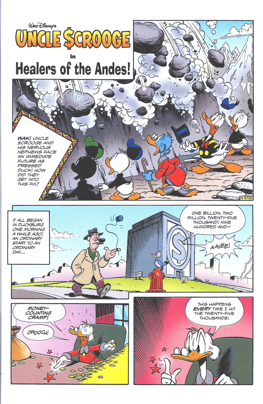 Uncle Scrooge (1953) Issue #369 #369 - English 3