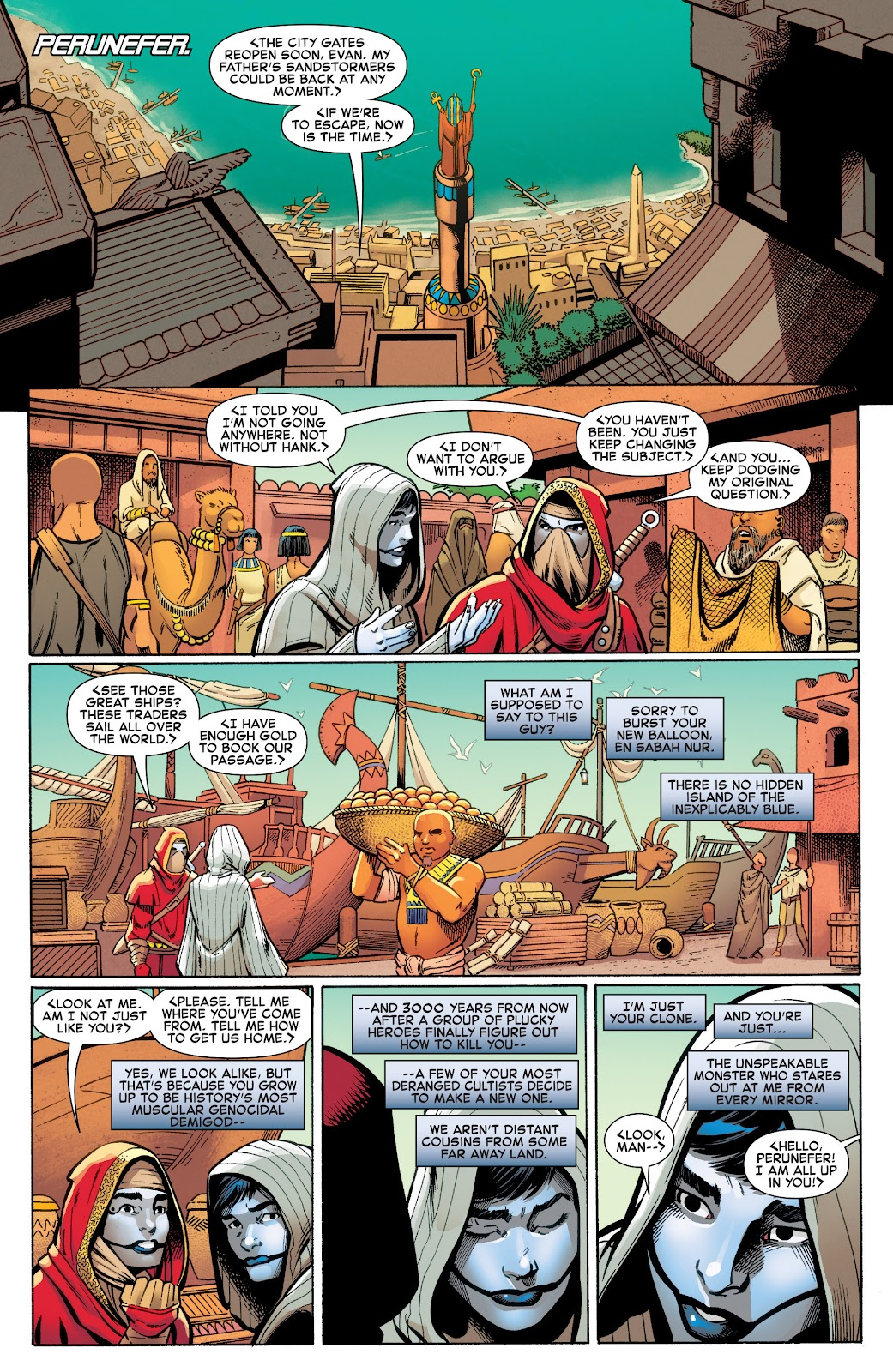 All-New X-Men (2016) Issue #10 #12 - English 6