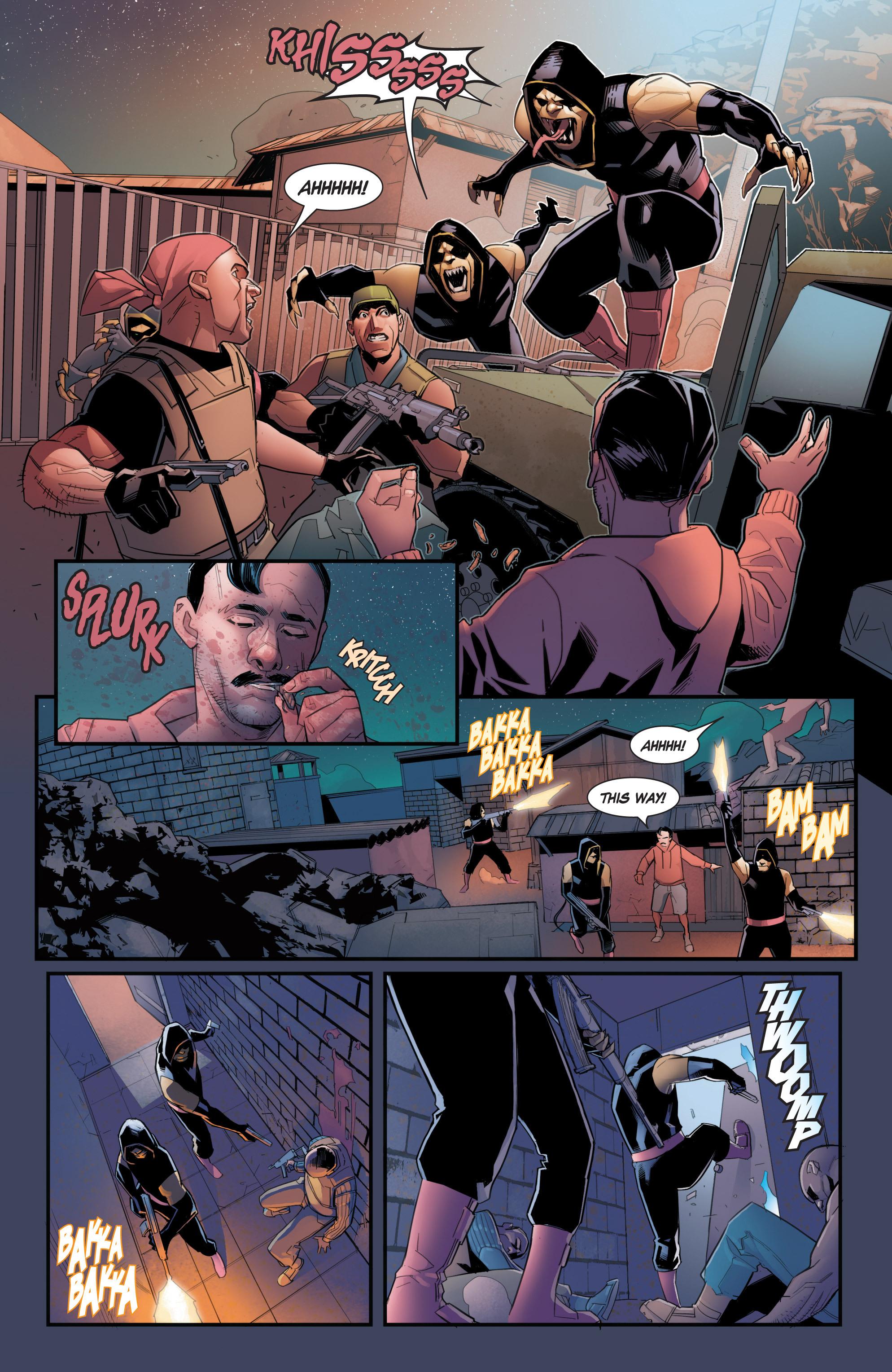 Read online Avengers Assemble (2012) comic -  Issue #23 - 5