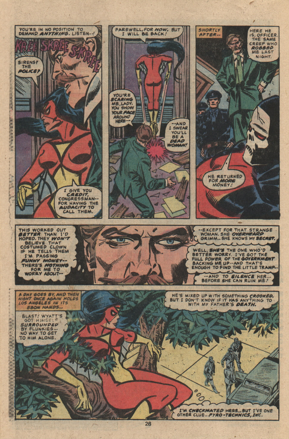 Spider-Woman (1978) Issue #3 #3 - English 15