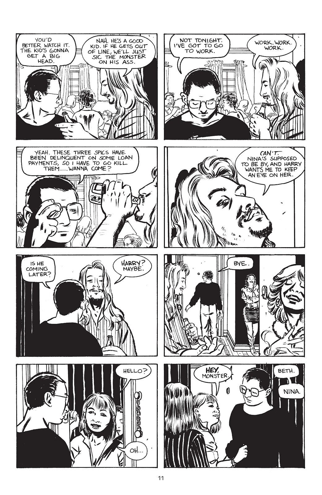 Stray Bullets Issue #3 #3 - English 13
