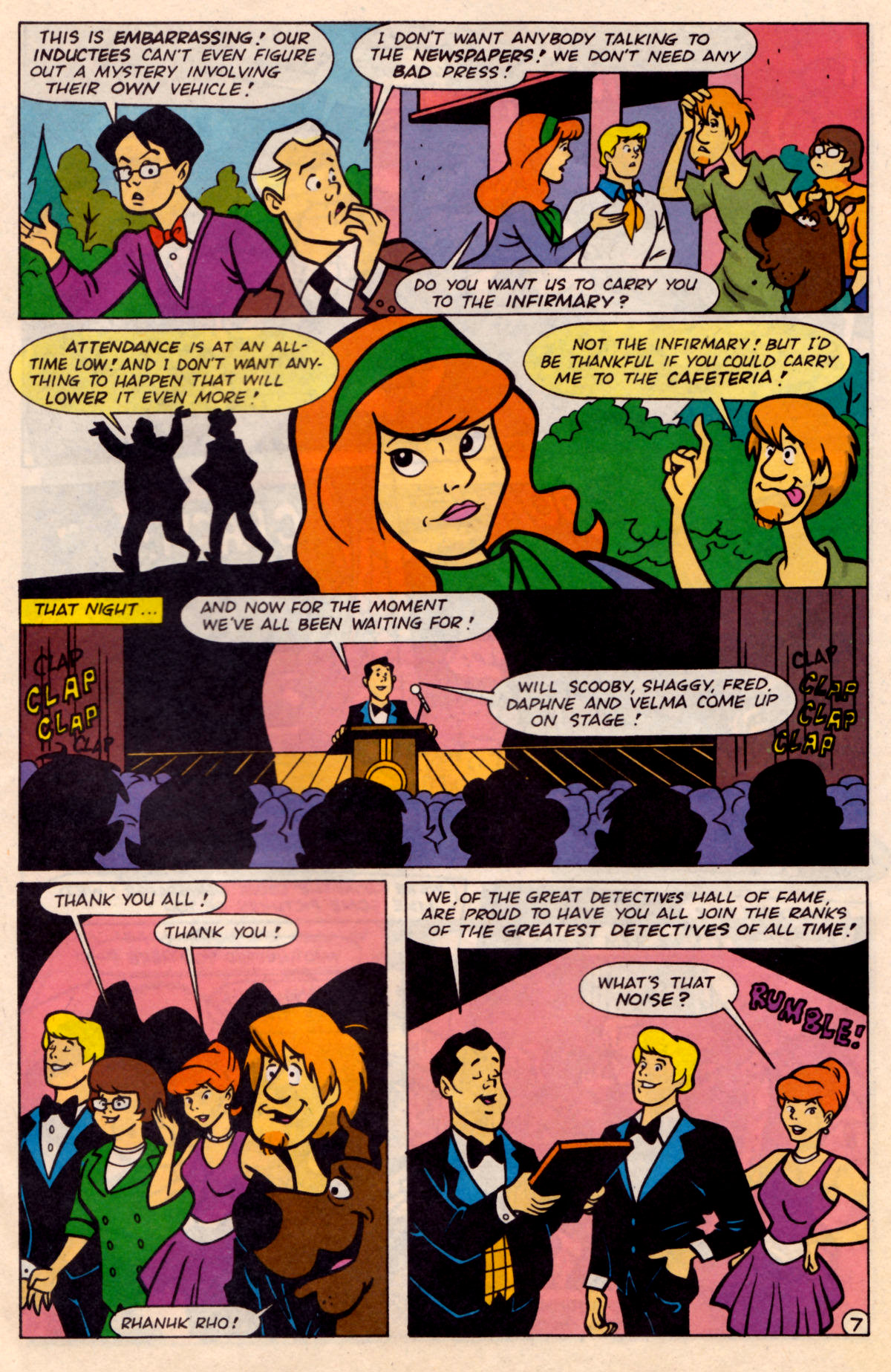 Read online Scooby-Doo (1995) comic -  Issue #18 - 8