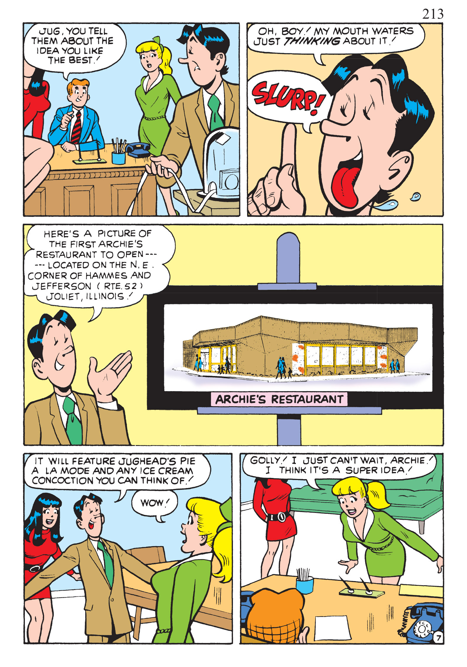 Read online The Best of Archie Comics comic -  Issue # TPB 1 (Part 1) - 209