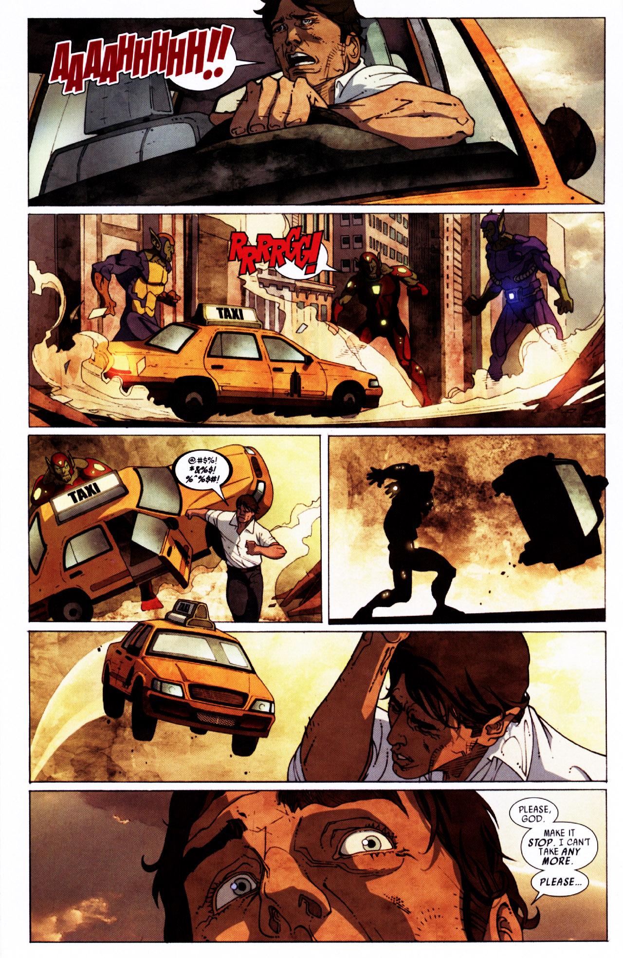 Read online Secret Invasion: Front Line comic -  Issue #2 - 16