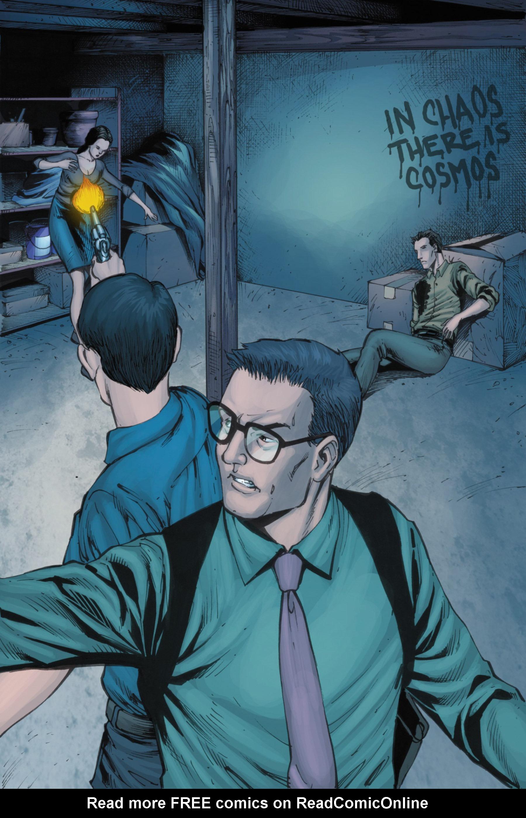 Read online Z-Men comic -  Issue #3 - 86