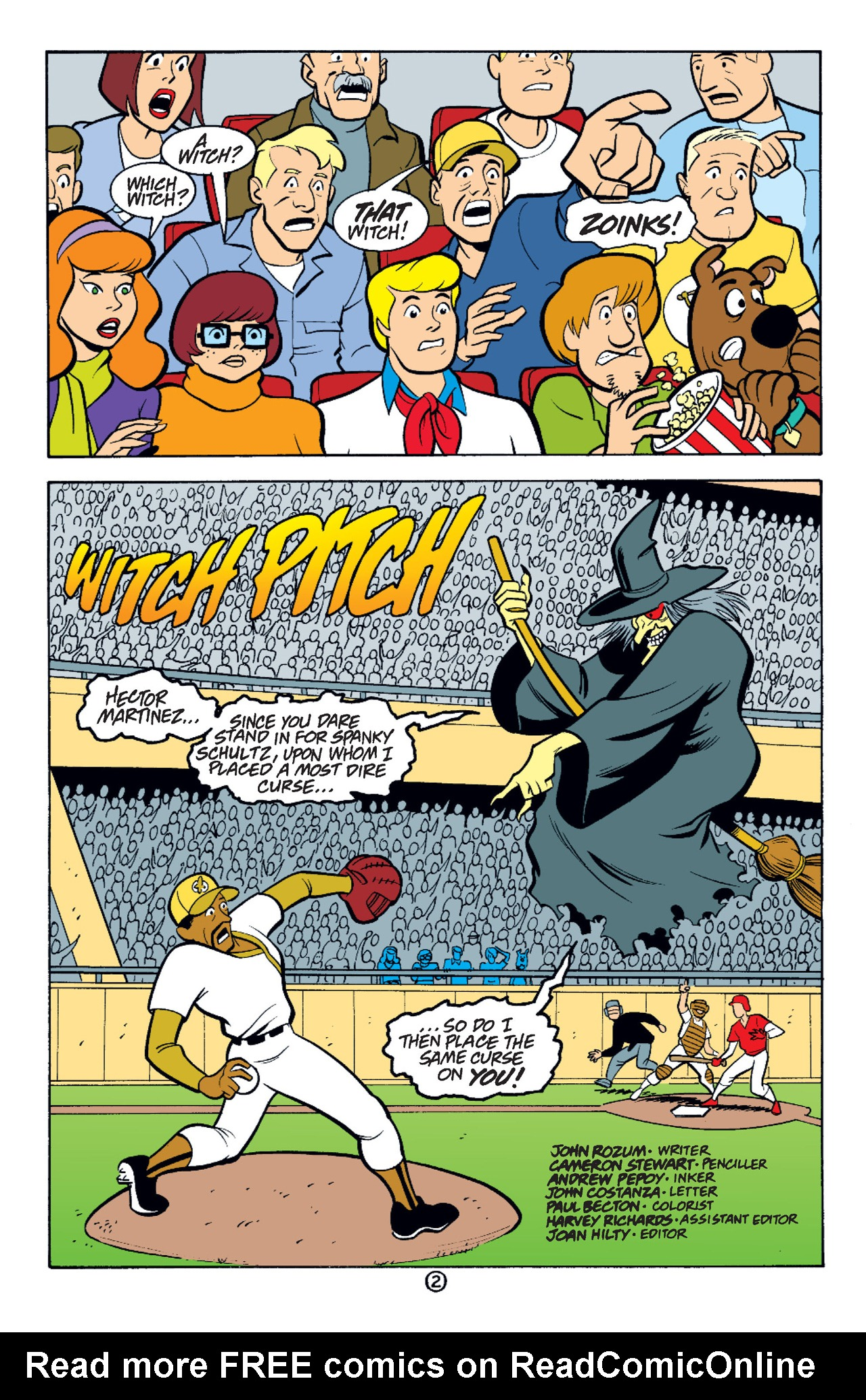 Read online Scooby-Doo (1997) comic -  Issue #37 - 15