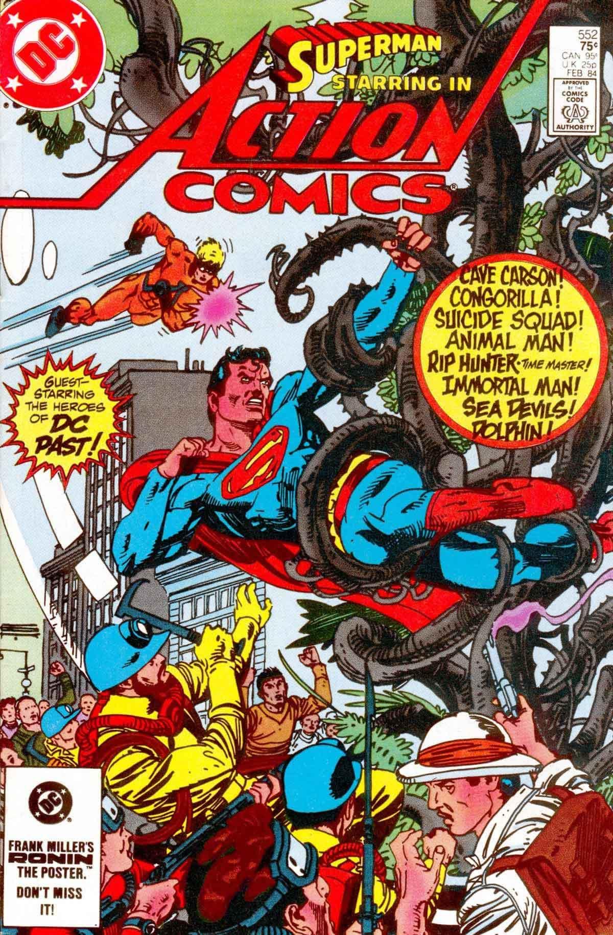 Action Comics (1938) 552 Page 1