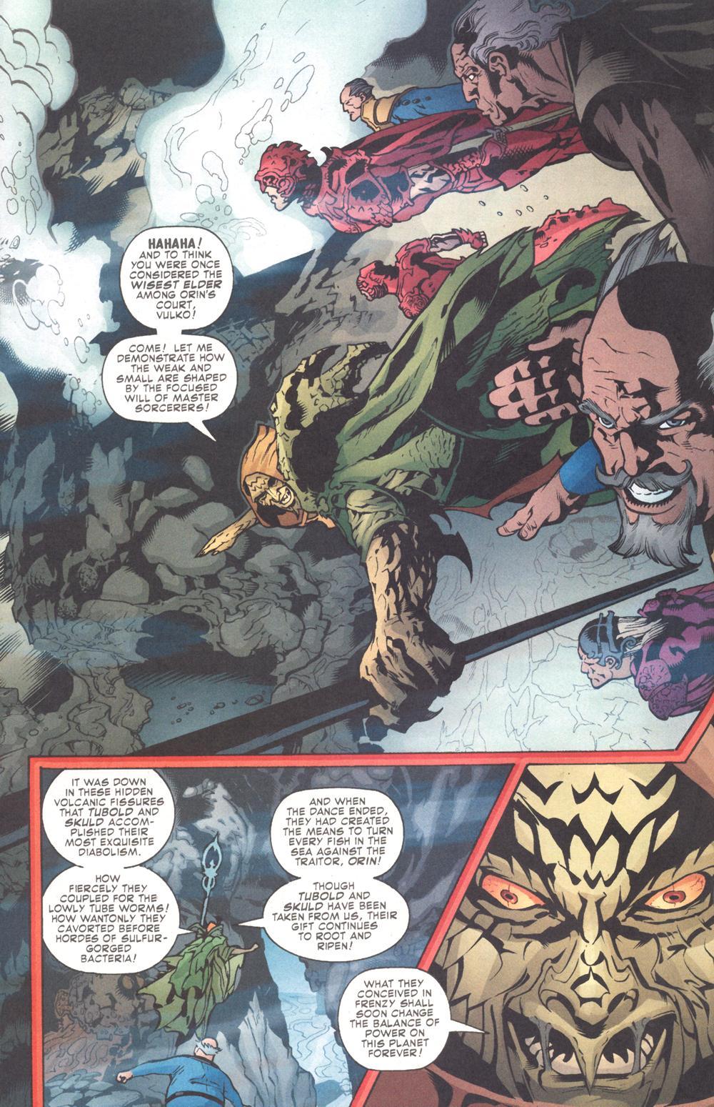 Aquaman (2003) Issue #9 #9 - English 3