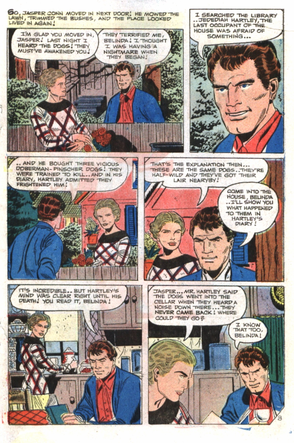 Read online Scary Tales comic -  Issue #36 - 15