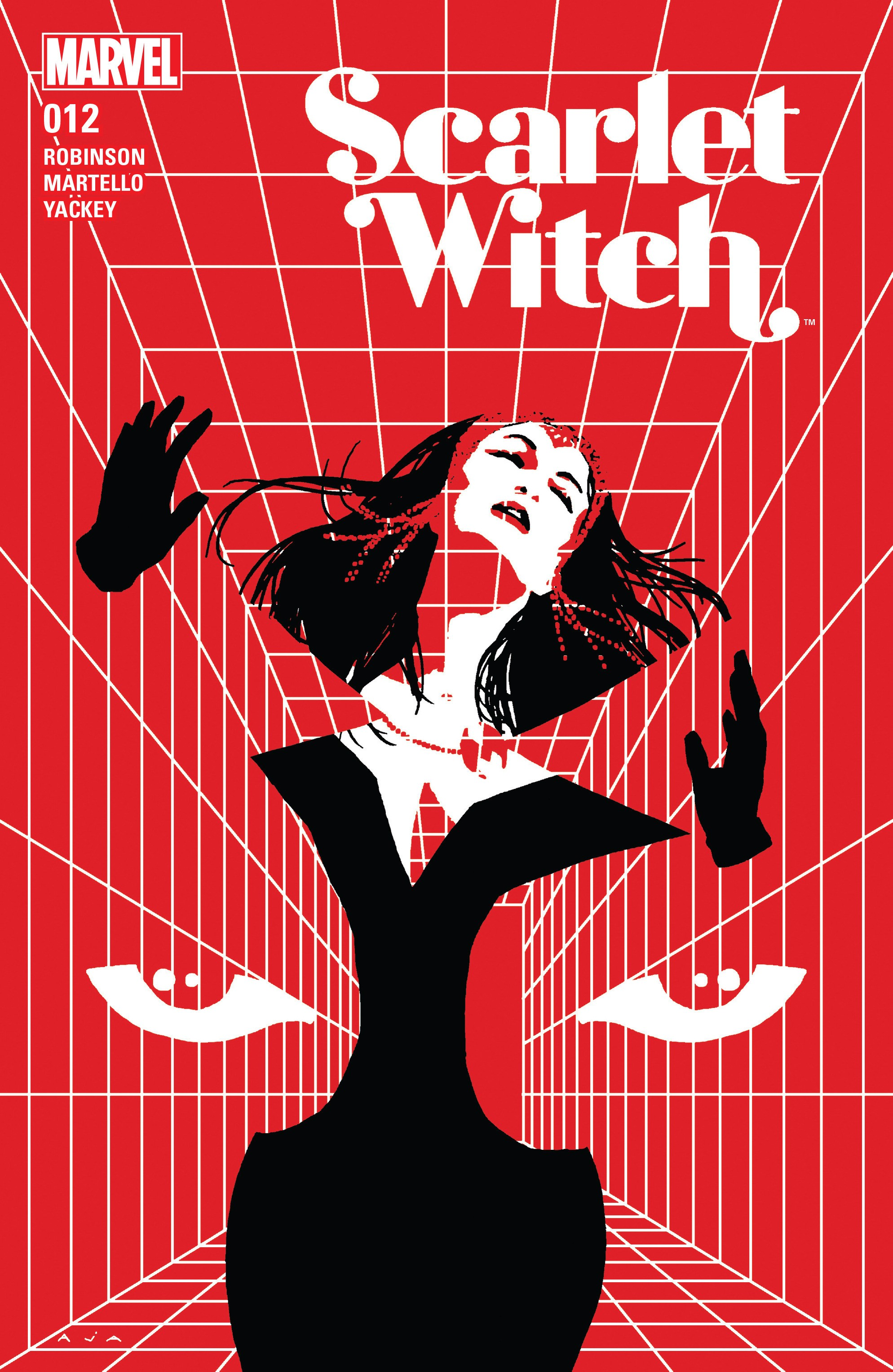 Read online Scarlet Witch (2016) comic -  Issue #12 - 1