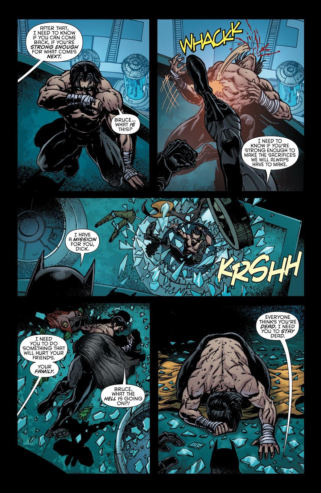 Nightwing (2011) Issue #30 #32 - English 14