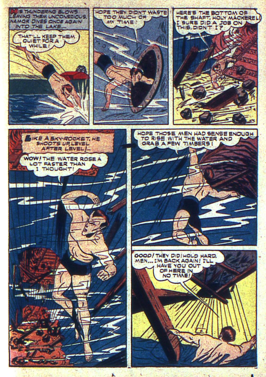 Sub-Mariner Comics Issue #2 #2 - English 35
