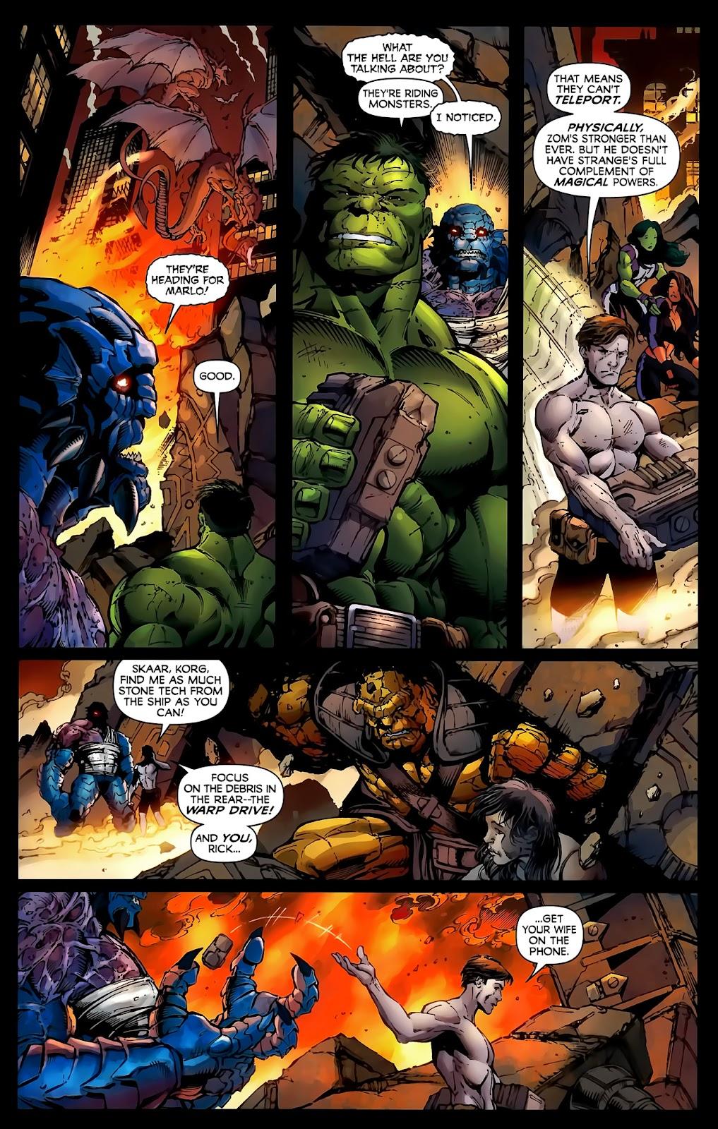 Incredible Hulks (2010) Issue #619 #9 - English 10