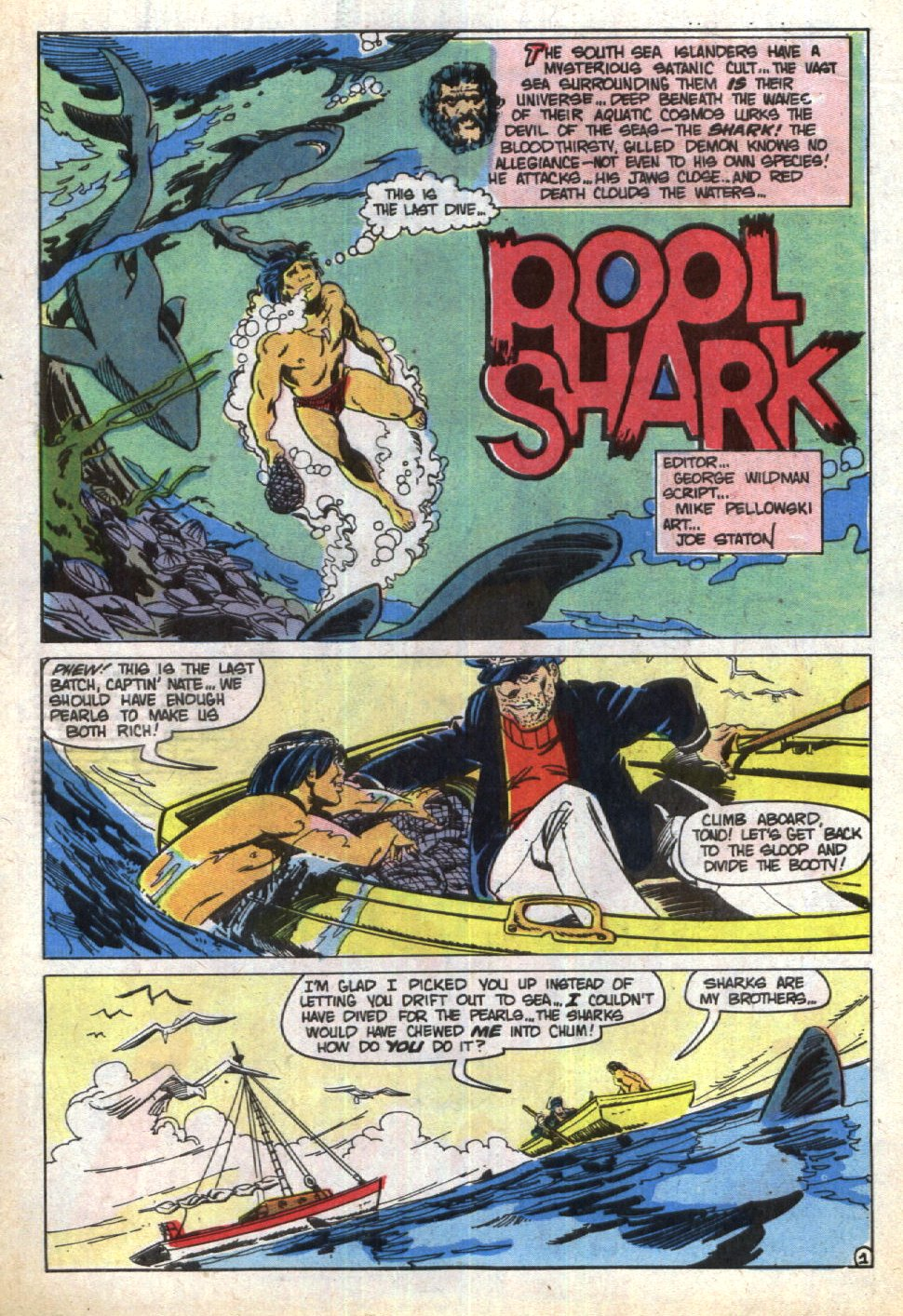 Read online Scary Tales comic -  Issue #46 - 19
