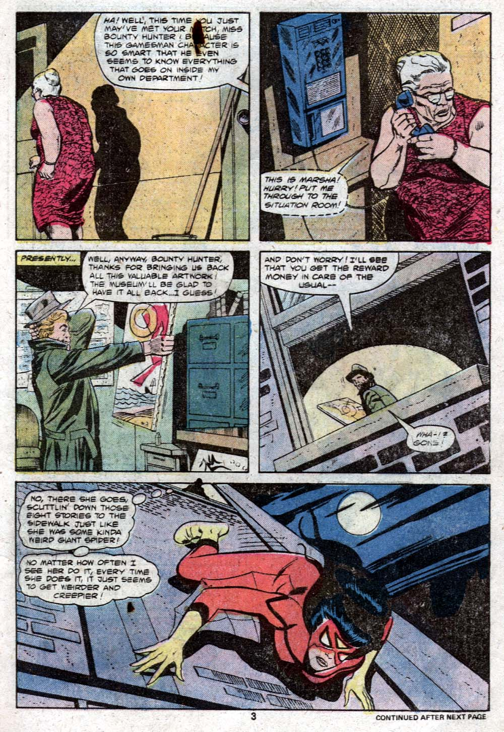 Spider-Woman (1978) Issue #23 #23 - English 4