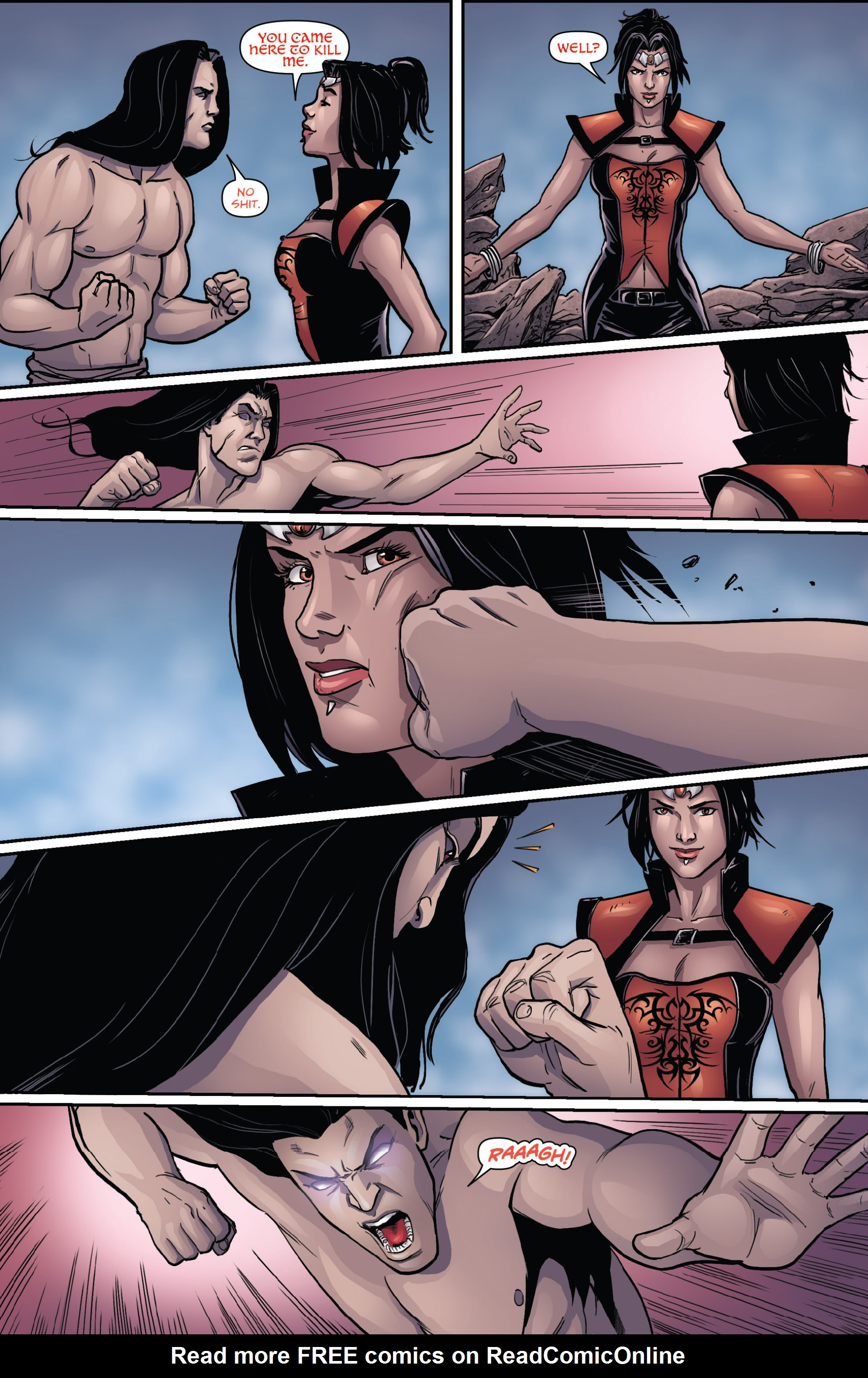 Read online Grimm Fairy Tales presents Cinderella: Age of Darkness comic -  Issue #2 - 19
