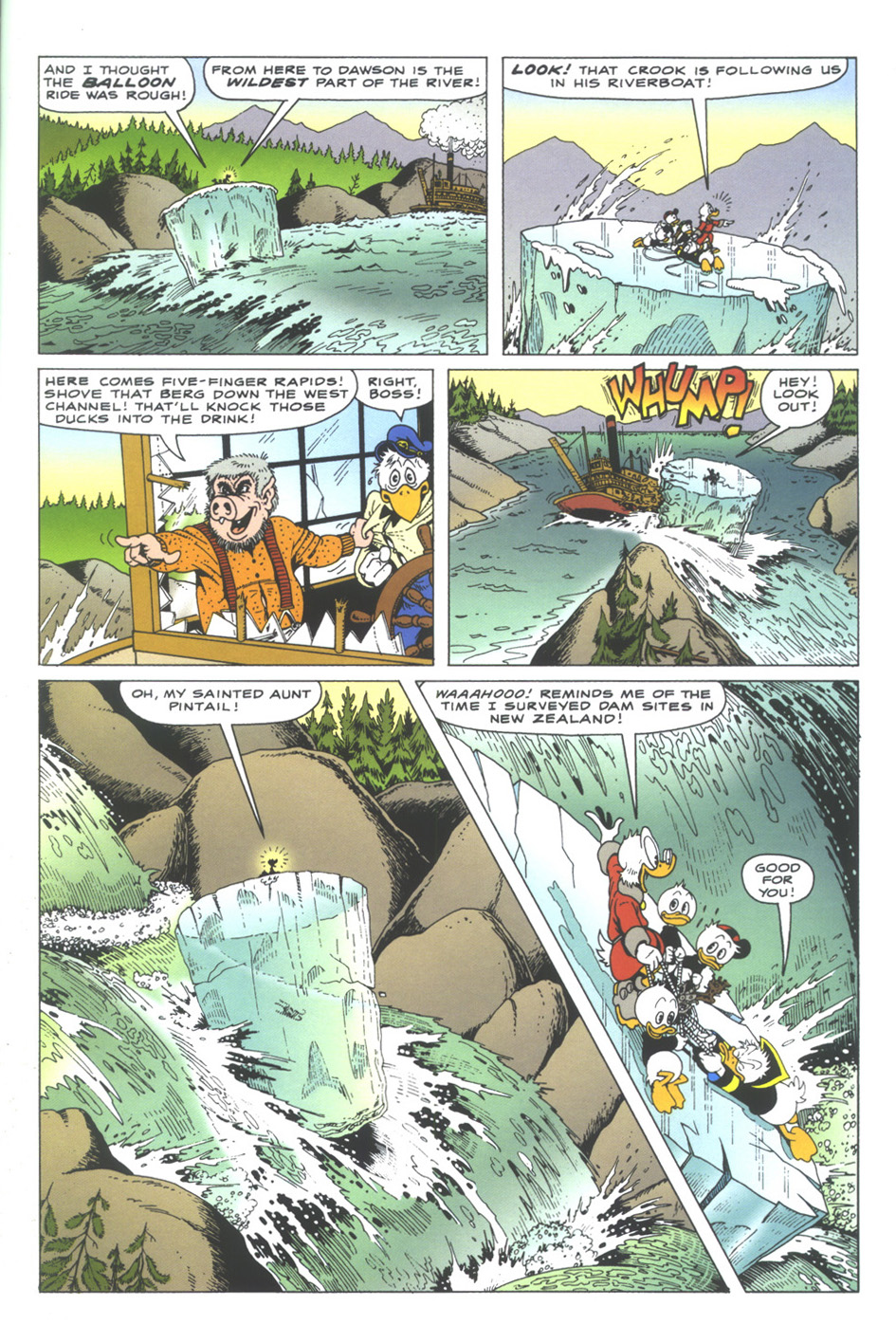 Uncle Scrooge (1953) Issue #350 #350 - English 25