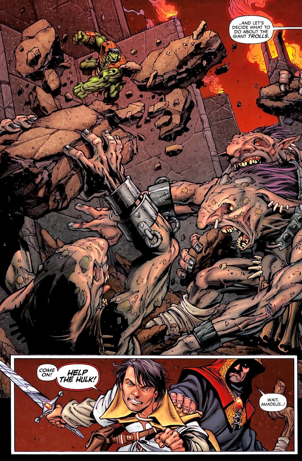 Incredible Hulks (2010) Issue #633 #23 - English 19
