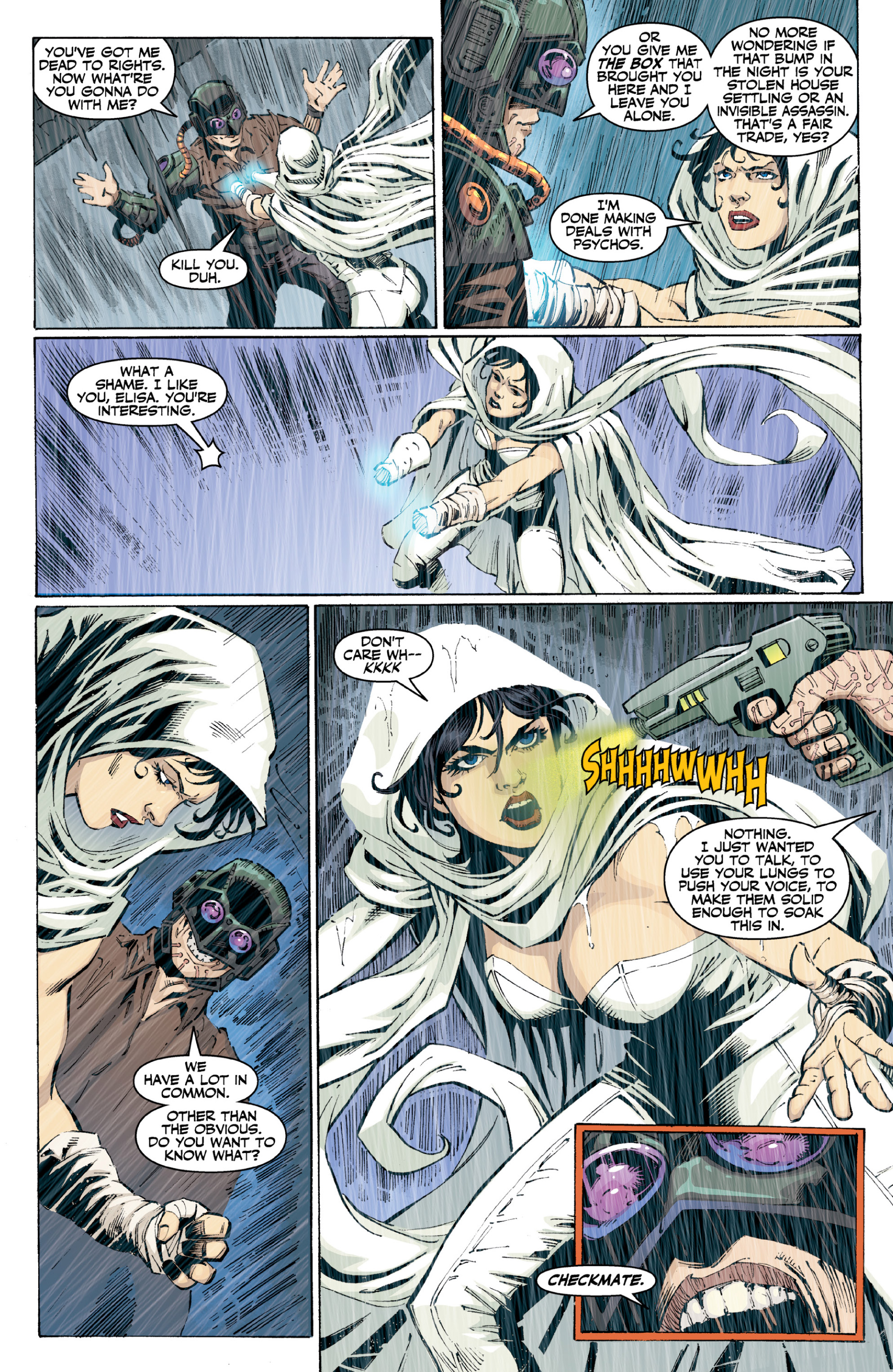 Read online Ghost (2013) comic -  Issue # TPB 2 - 59