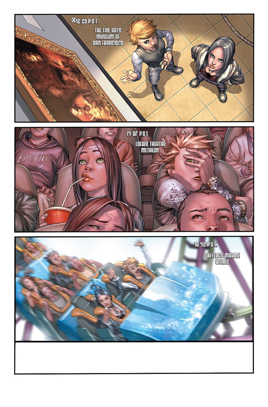 X-23: Target X Issue #2 #2 - English 19