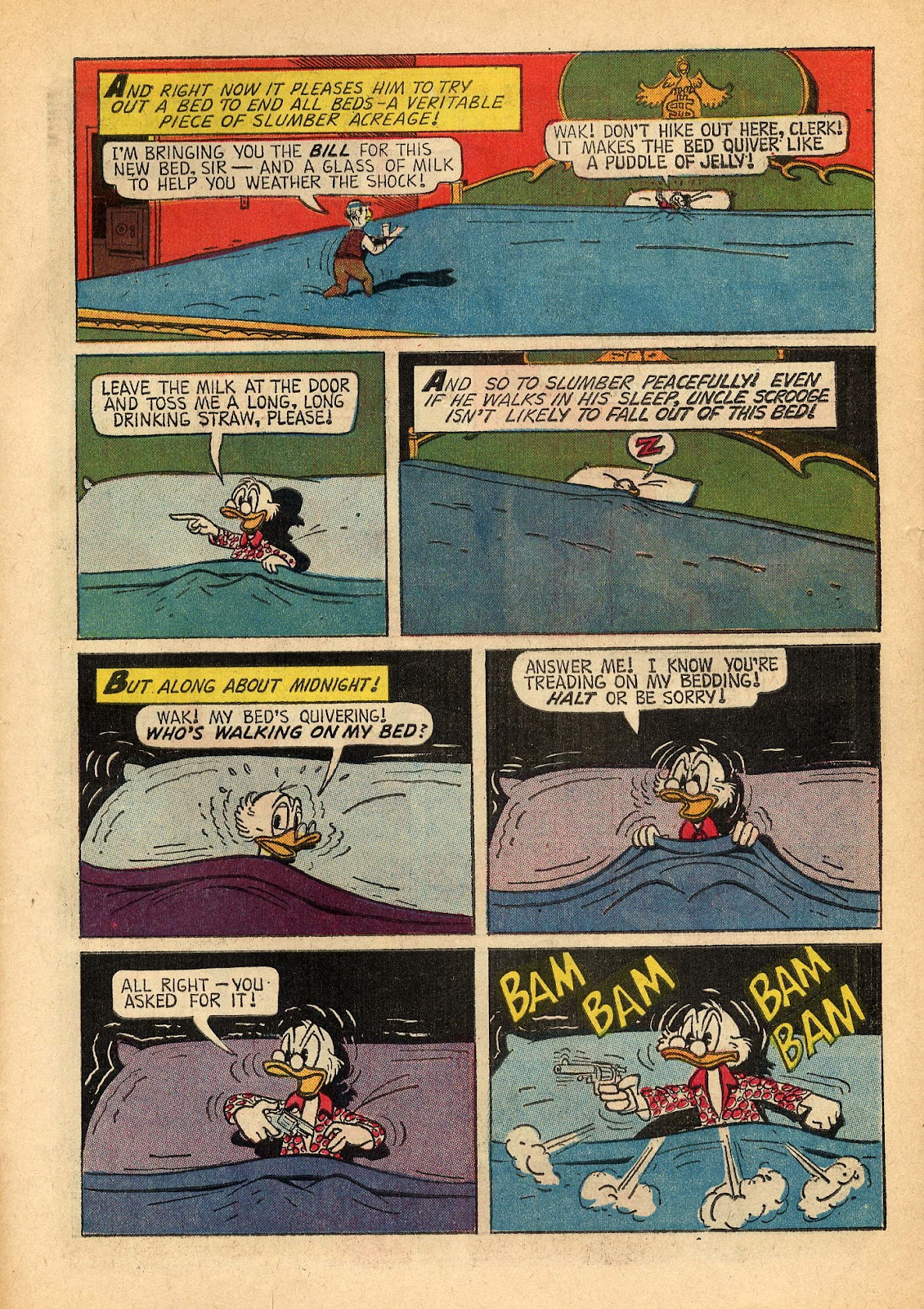 Uncle Scrooge (1953) Issue #44 #44 - English 31