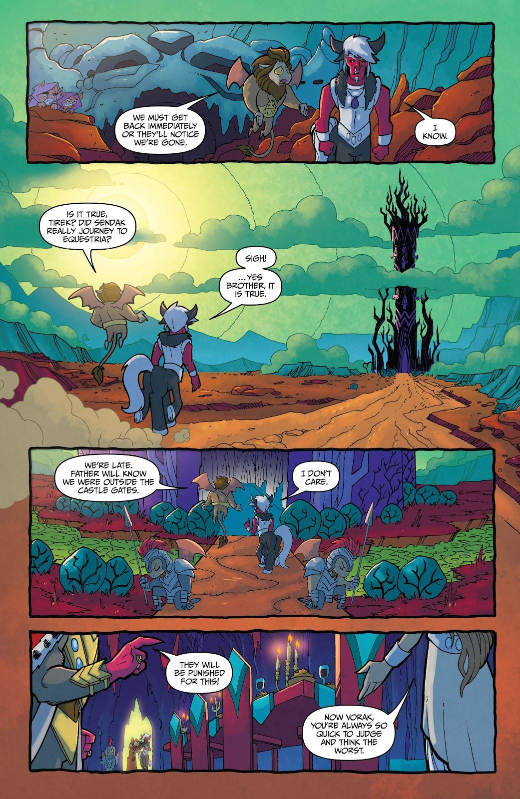 My Little Pony: Fiendship is Magic Issue #2 #2 - English 9