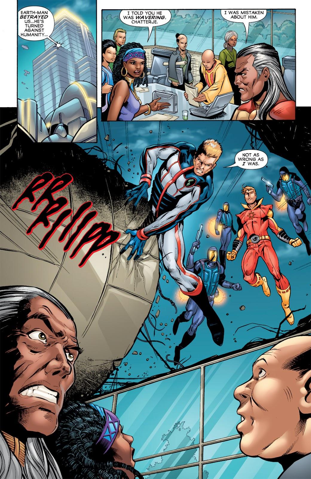 Legion of Super-Heroes (2010) Issue #5 #6 - English 29