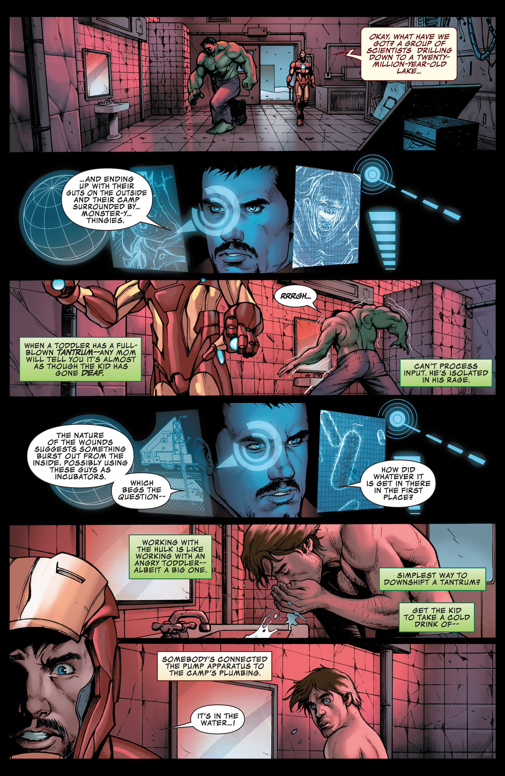Avengers Assemble (2012) 10 Page 3