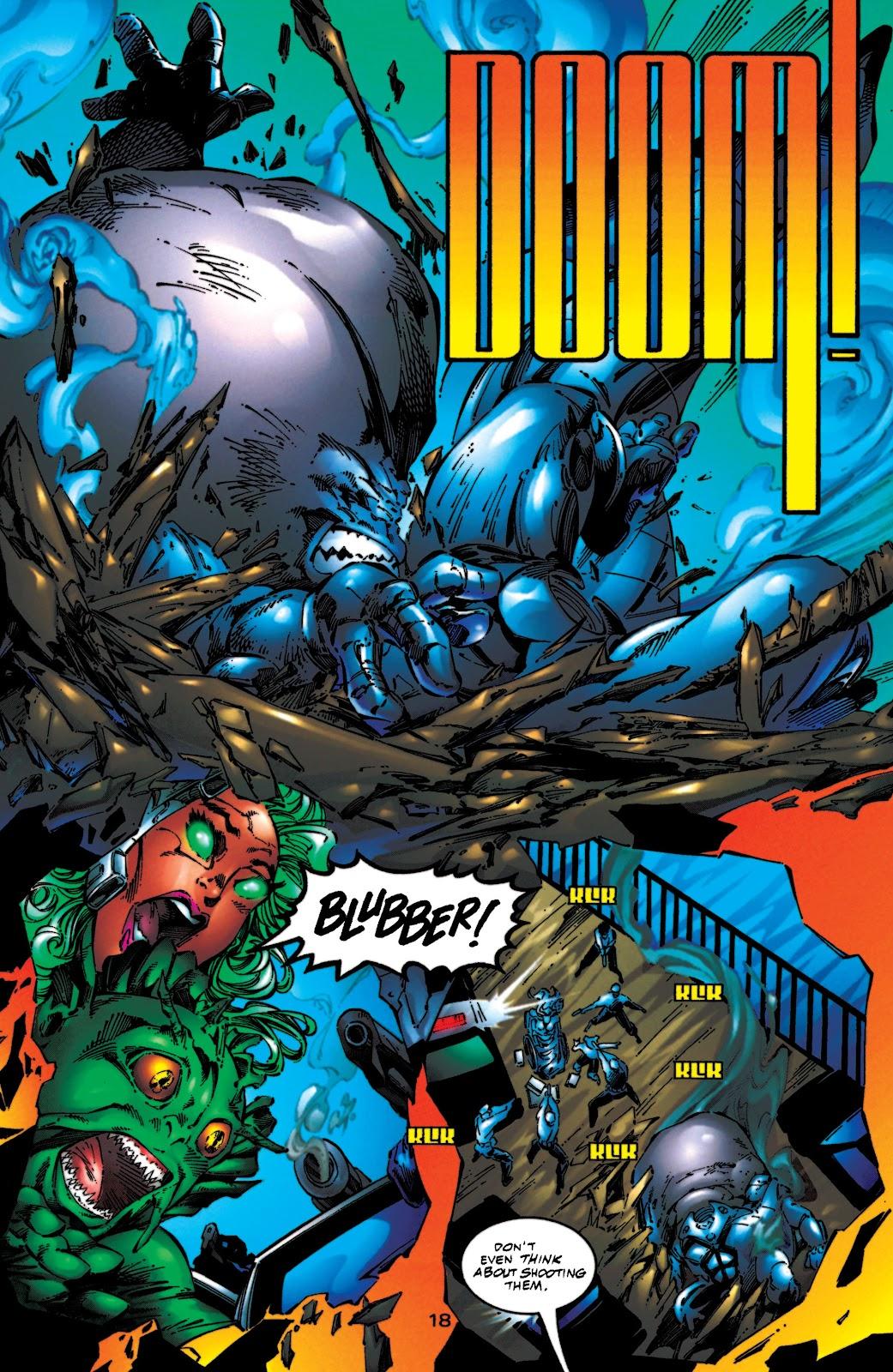 Aquaman (1994) Issue #54 #60 - English 19