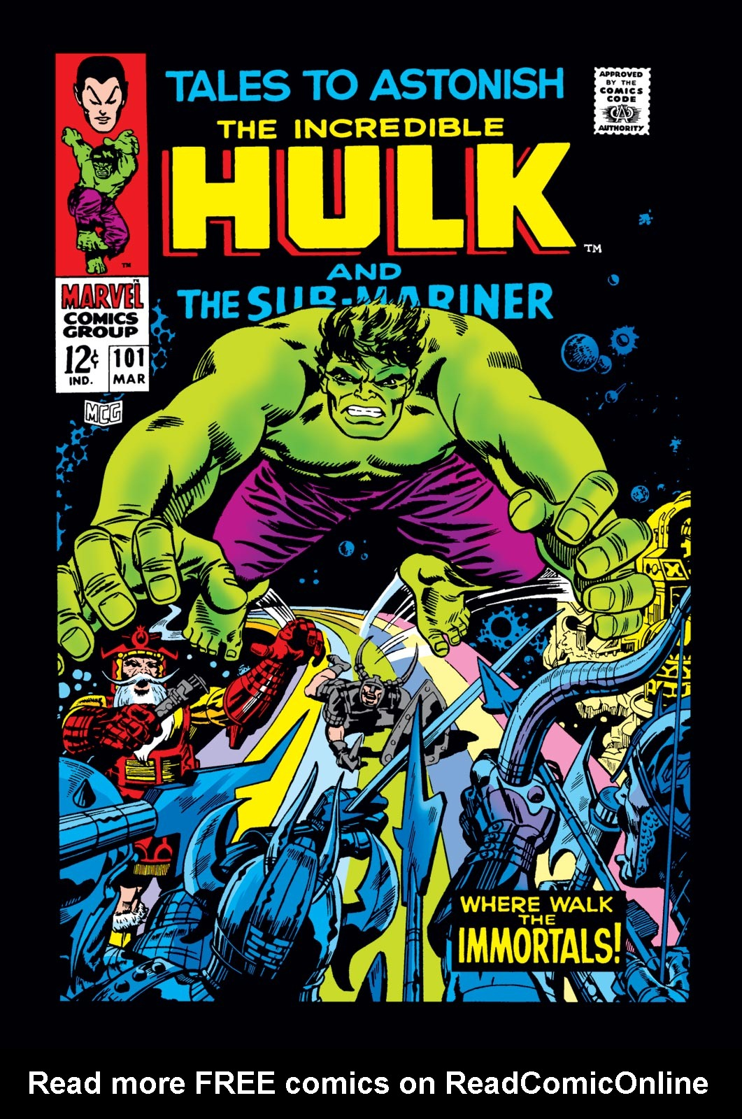 Tales to Astonish (1959) Issue #101 #101 - English 1