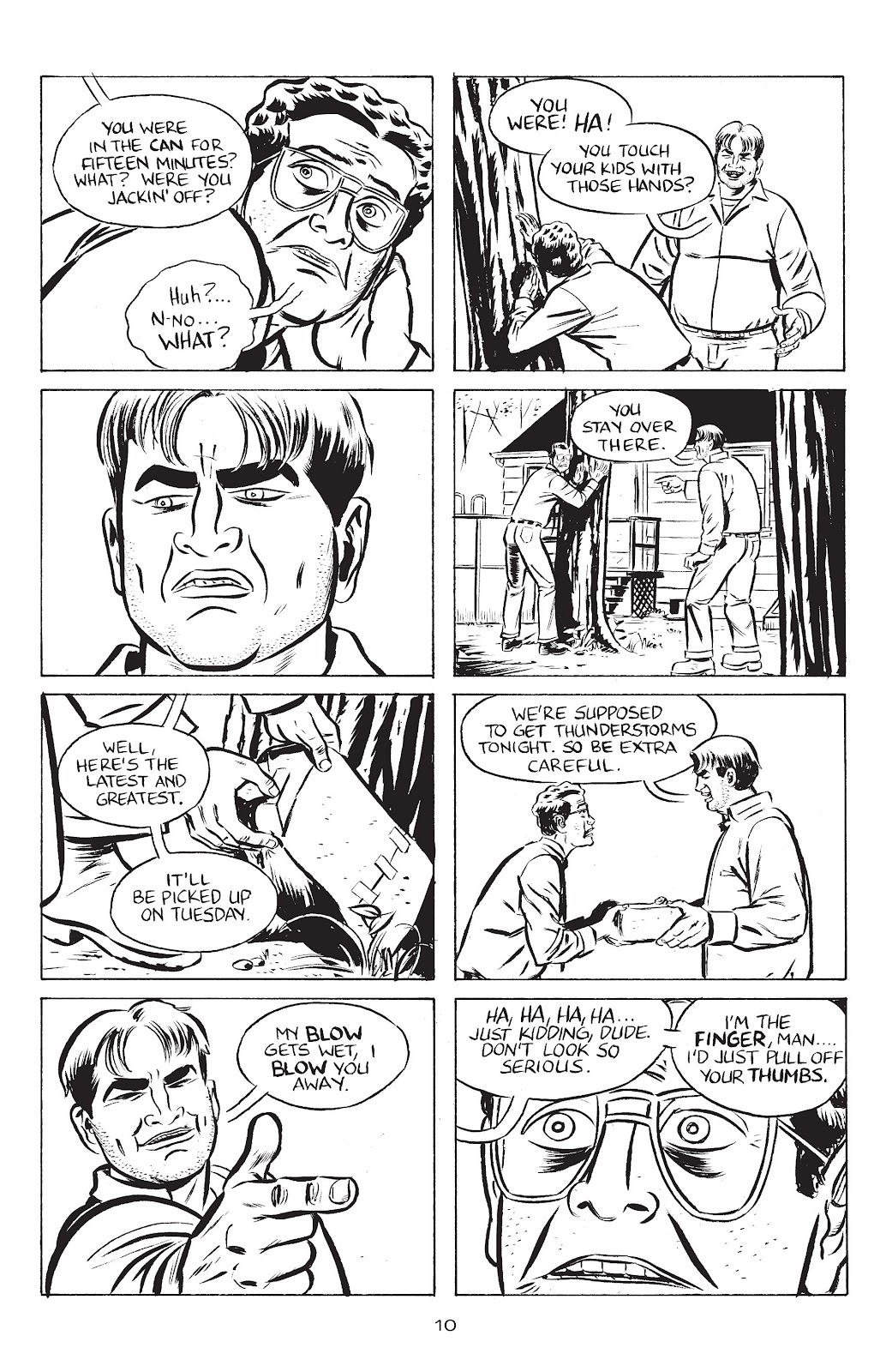 Stray Bullets Issue #40 #40 - English 12