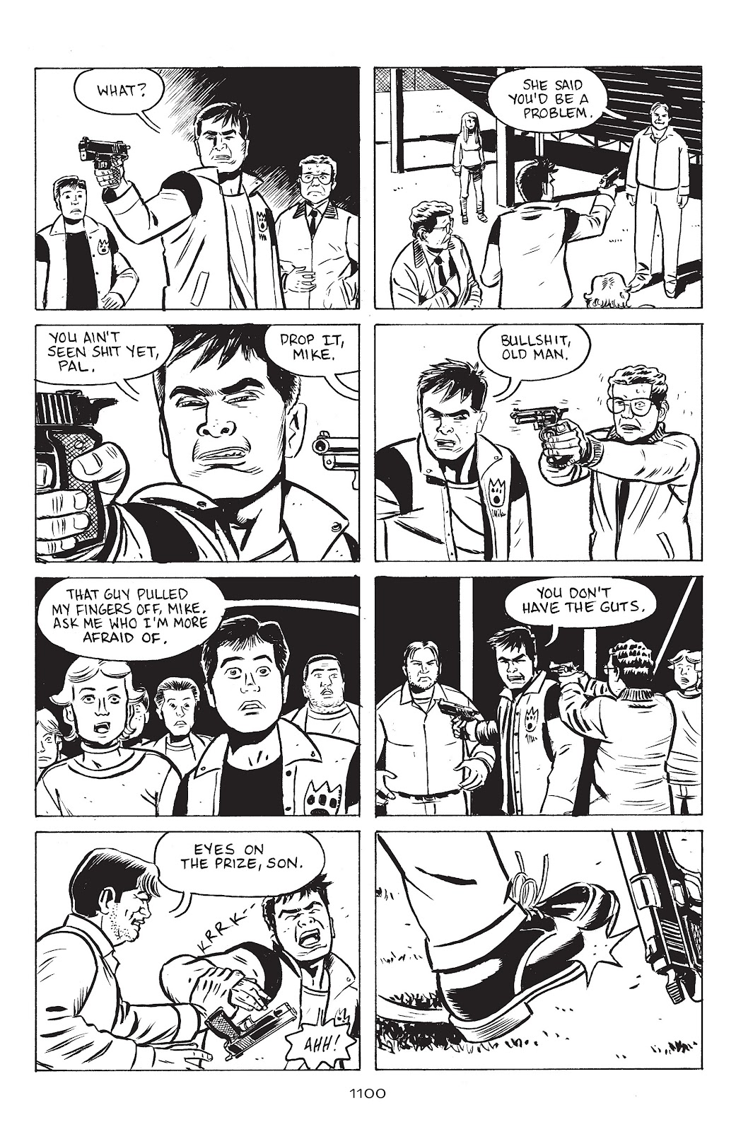 Stray Bullets Issue #41 #41 - English 24