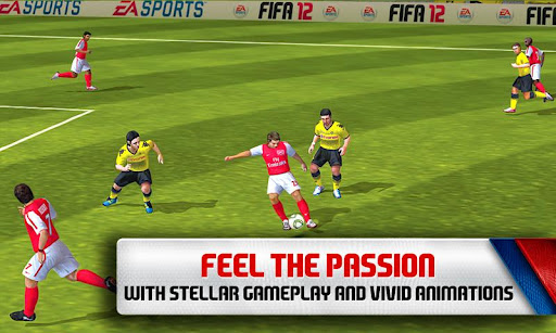 DOWNLOAD FIFA 12 APK - (FIFA 12 by EA SPORTS) BEST ANDROID GAME