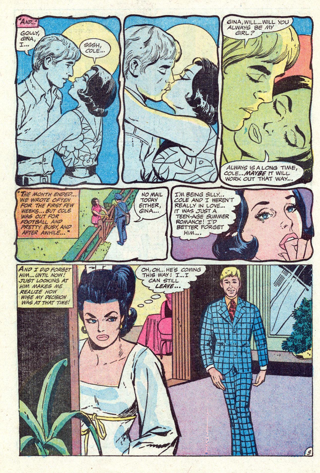 Read online Secret Hearts comic -  Issue #142 - 22