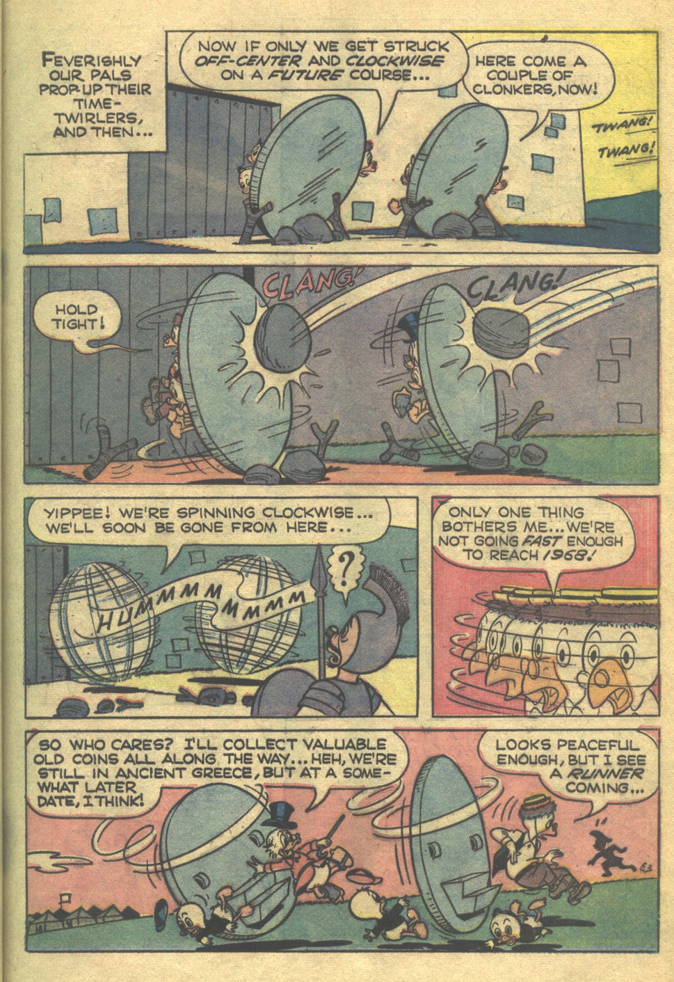 Uncle Scrooge (1953) Issue #75 #75 - English 9